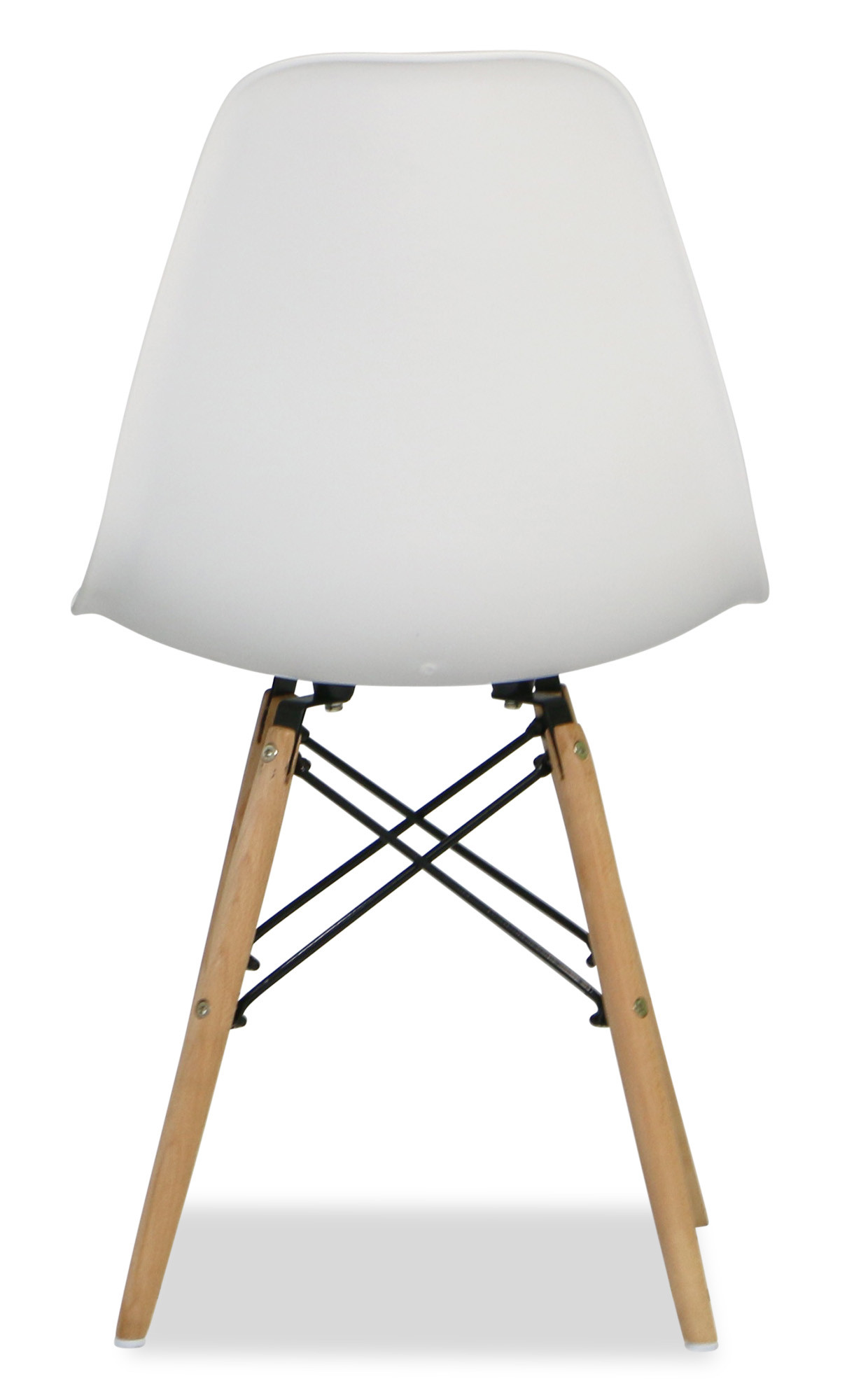 Eames white replica designer chair dining room furniture for Replica designer furniture
