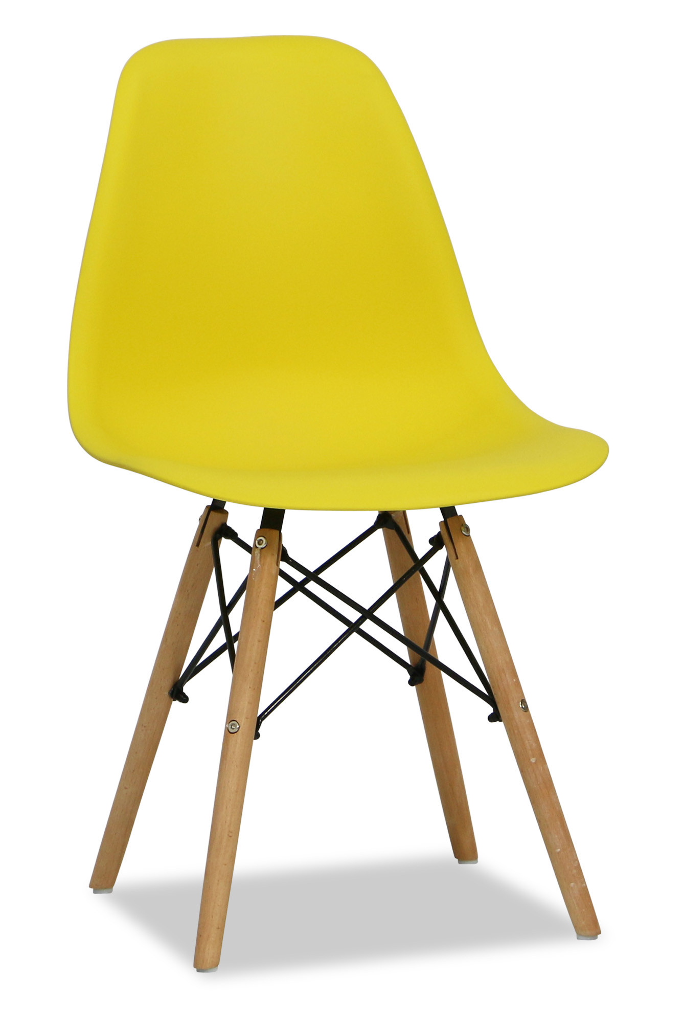 Eames yellow replica designer chair designer chairs for Designer sofa replica