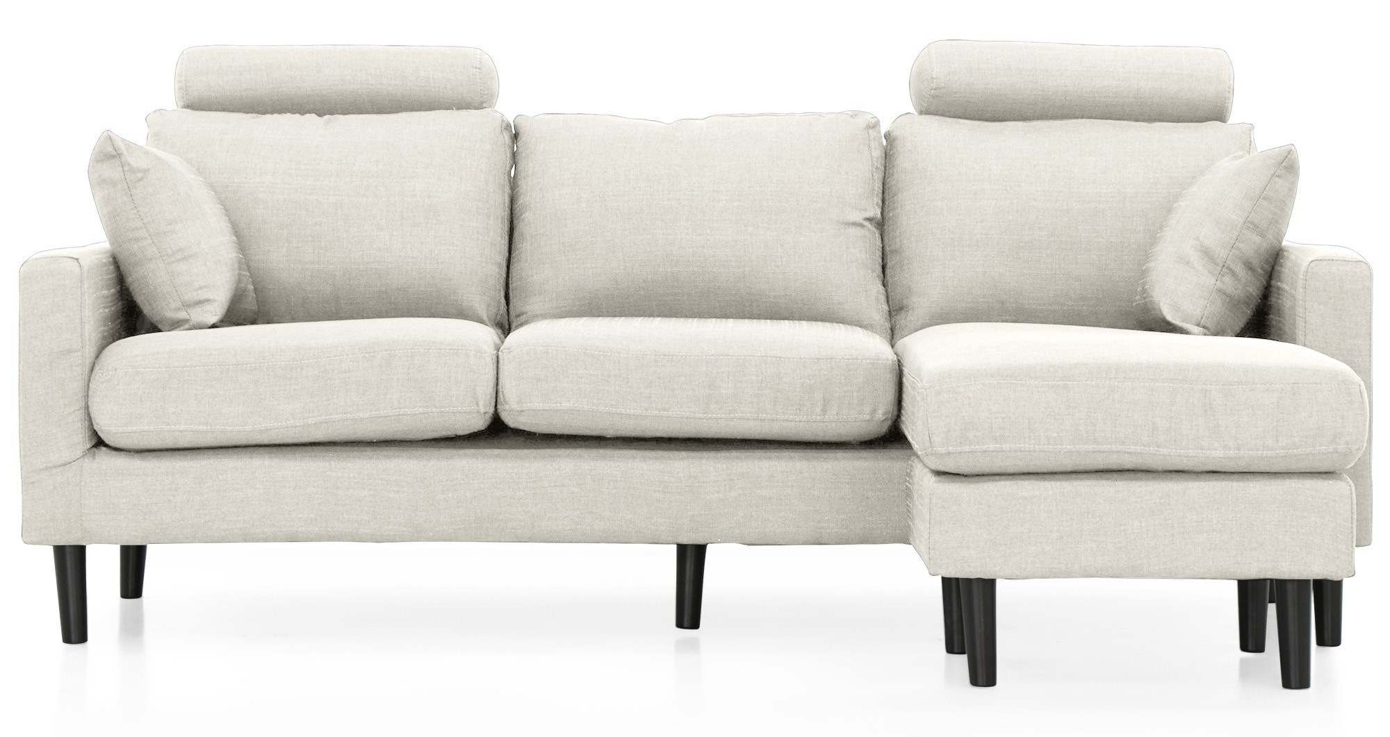 Earvin L-Shape Sofa