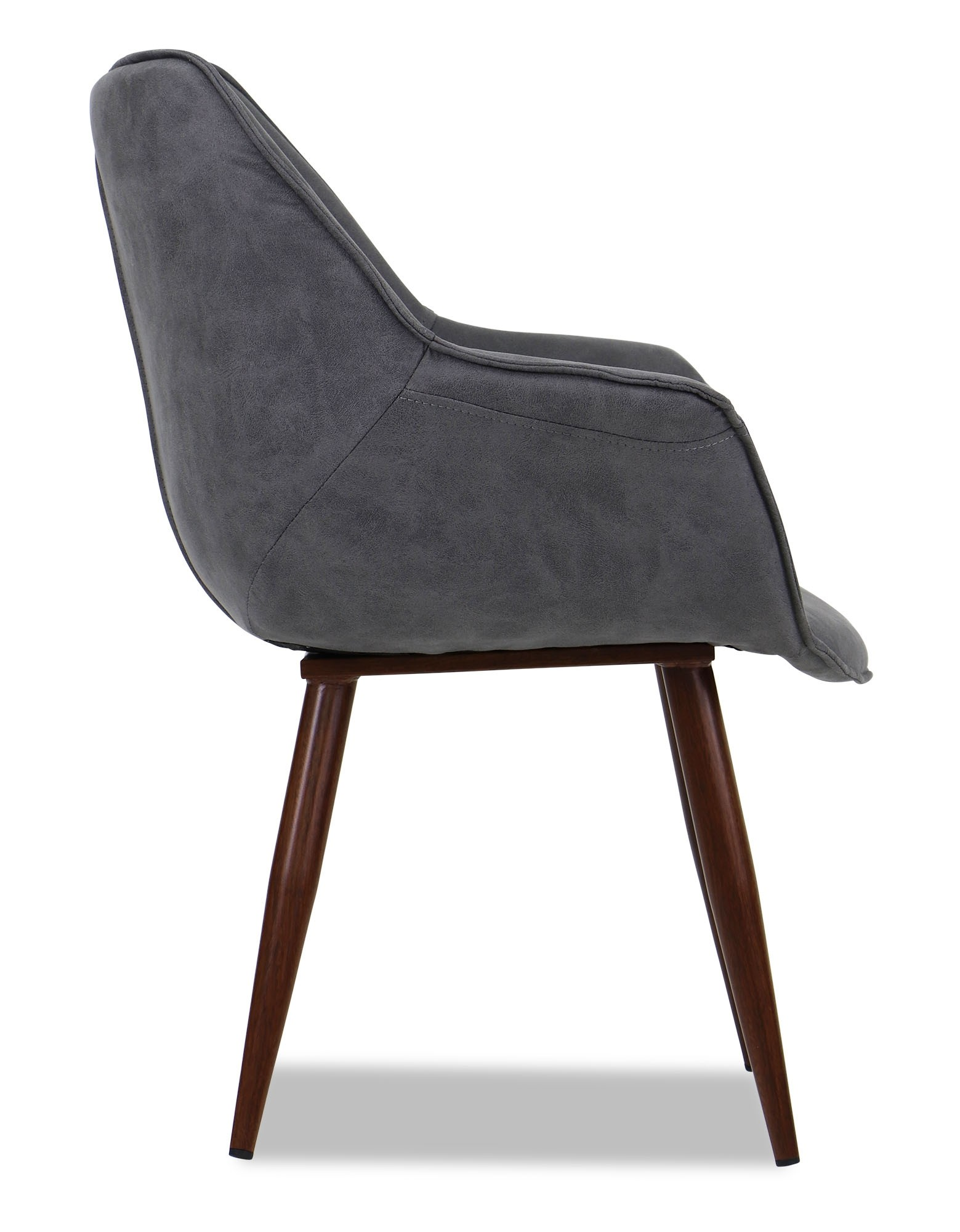 Els Chair In Grey Chairs Seating Furniture Living