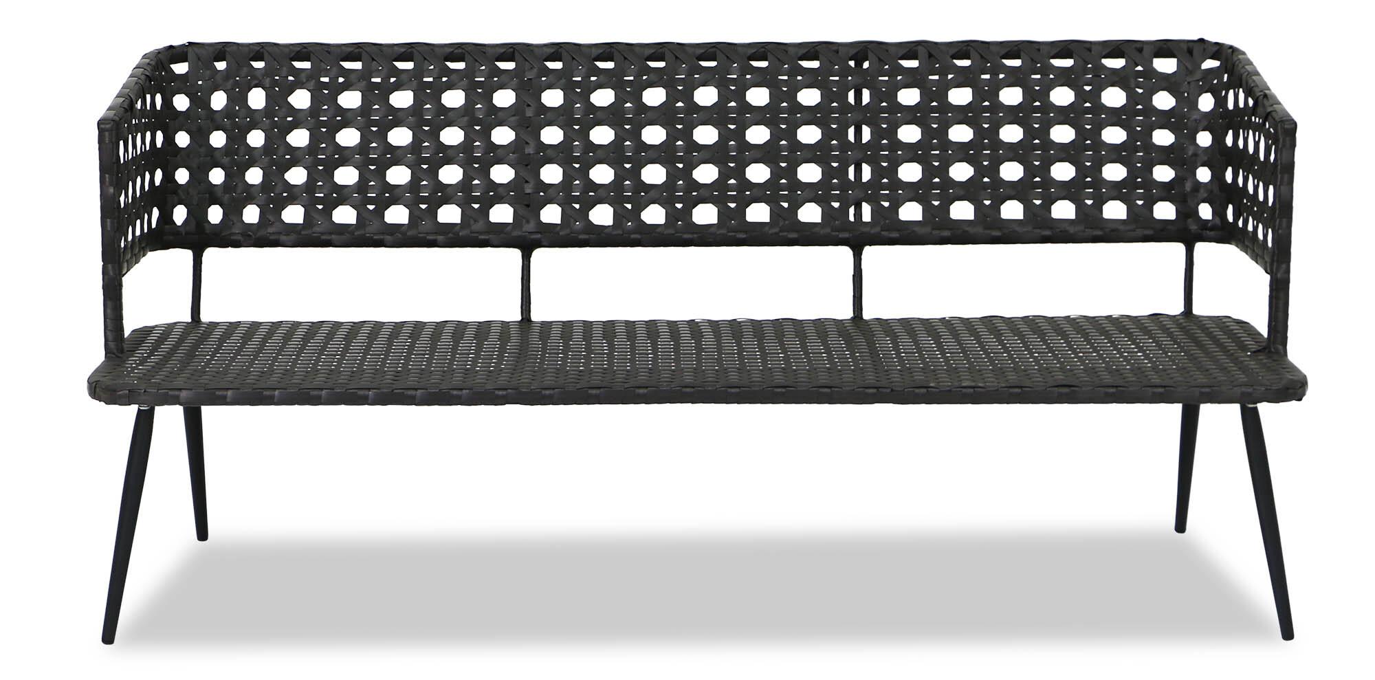 Corral Wicker Patio Sofa Furniture