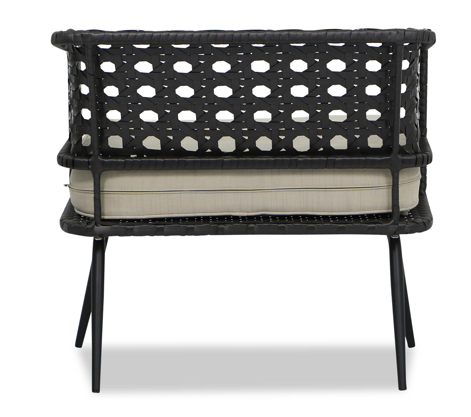 Corral Wicker Chair Furniture & Home Décor