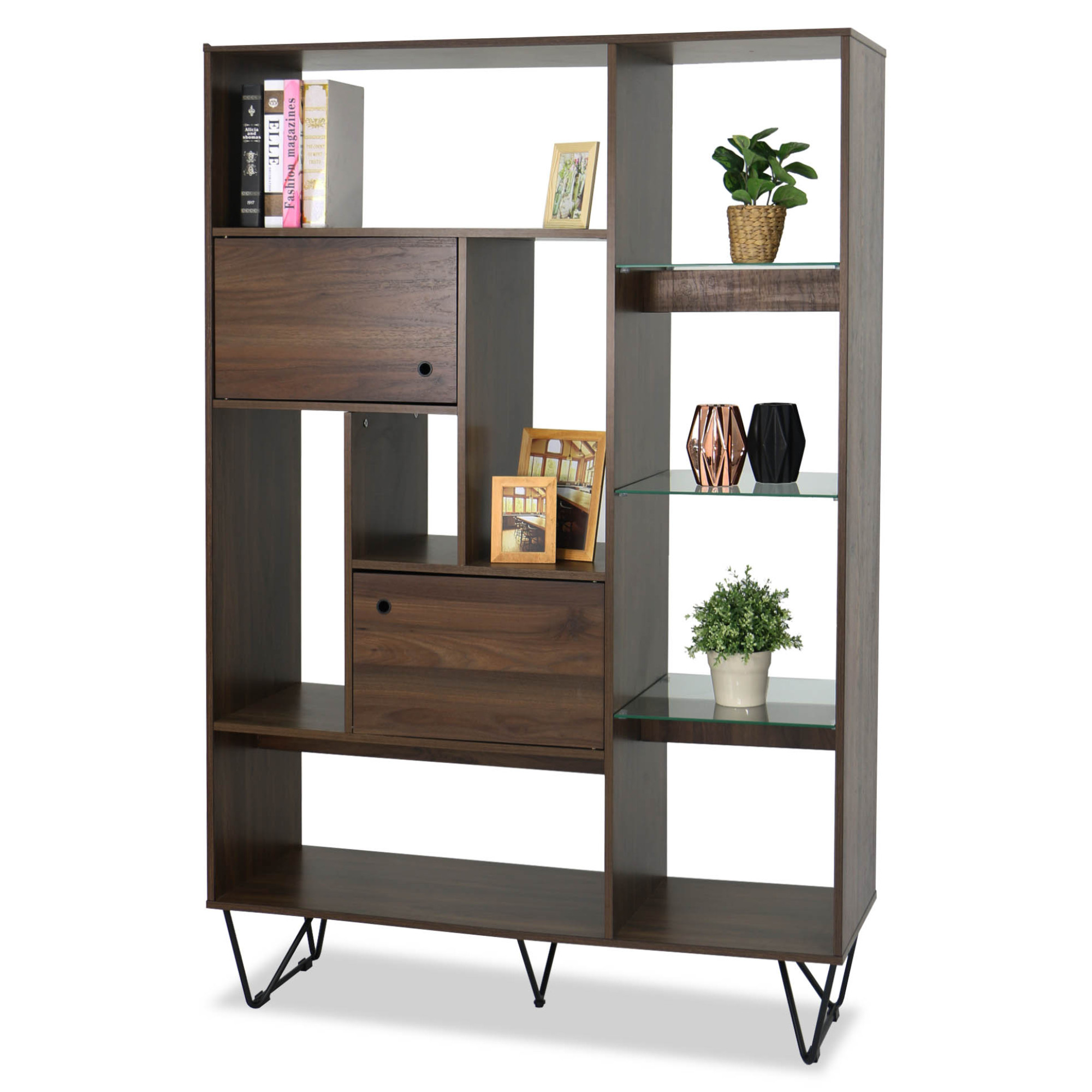 Living Room Display Storage: Display/Storage Cabinets