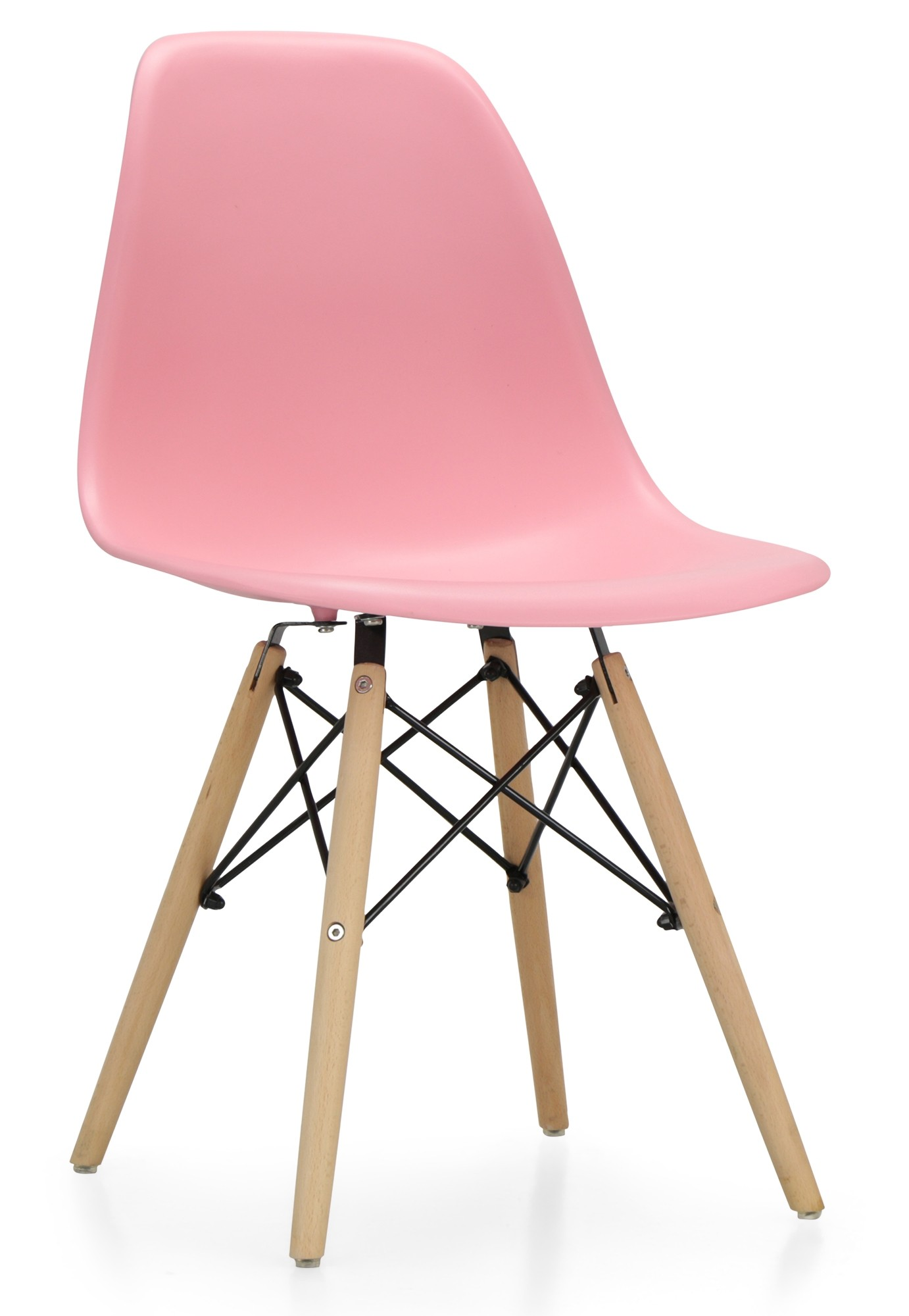 Eames pink replica designer chair designer chairs for Designer sofa replica