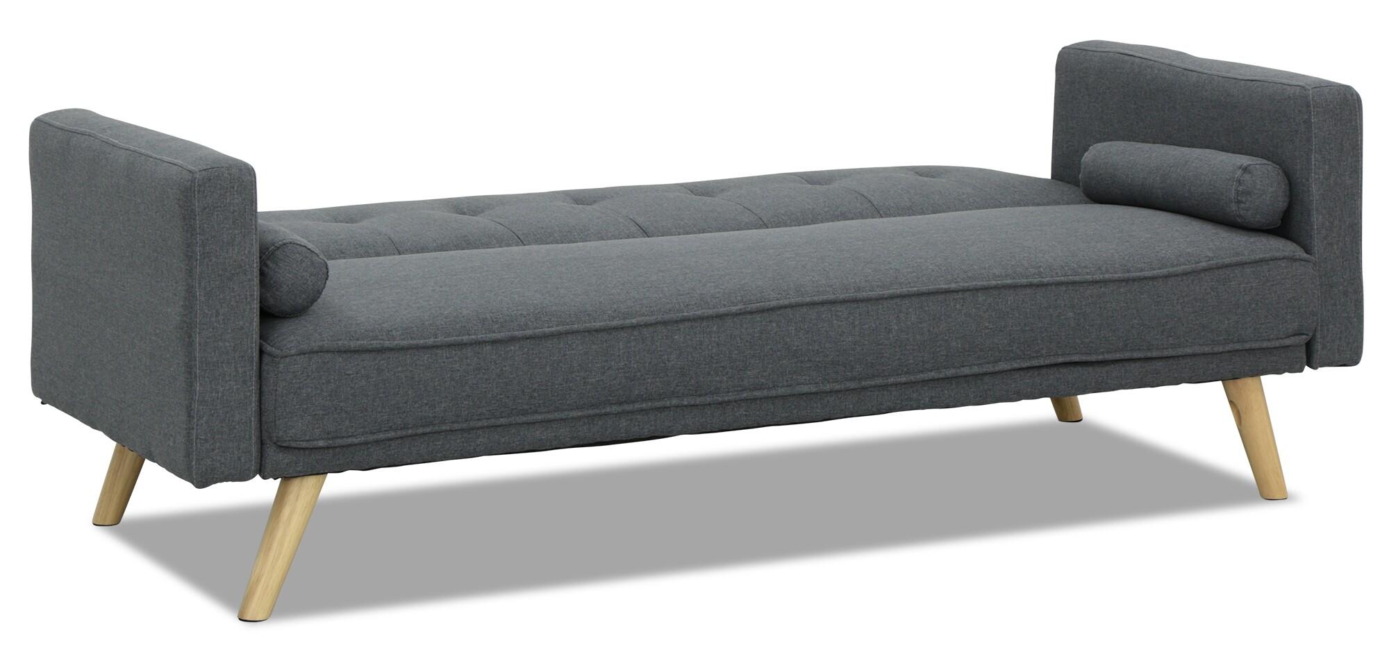 Rhona Sofa Bed Stone Grey Furniture