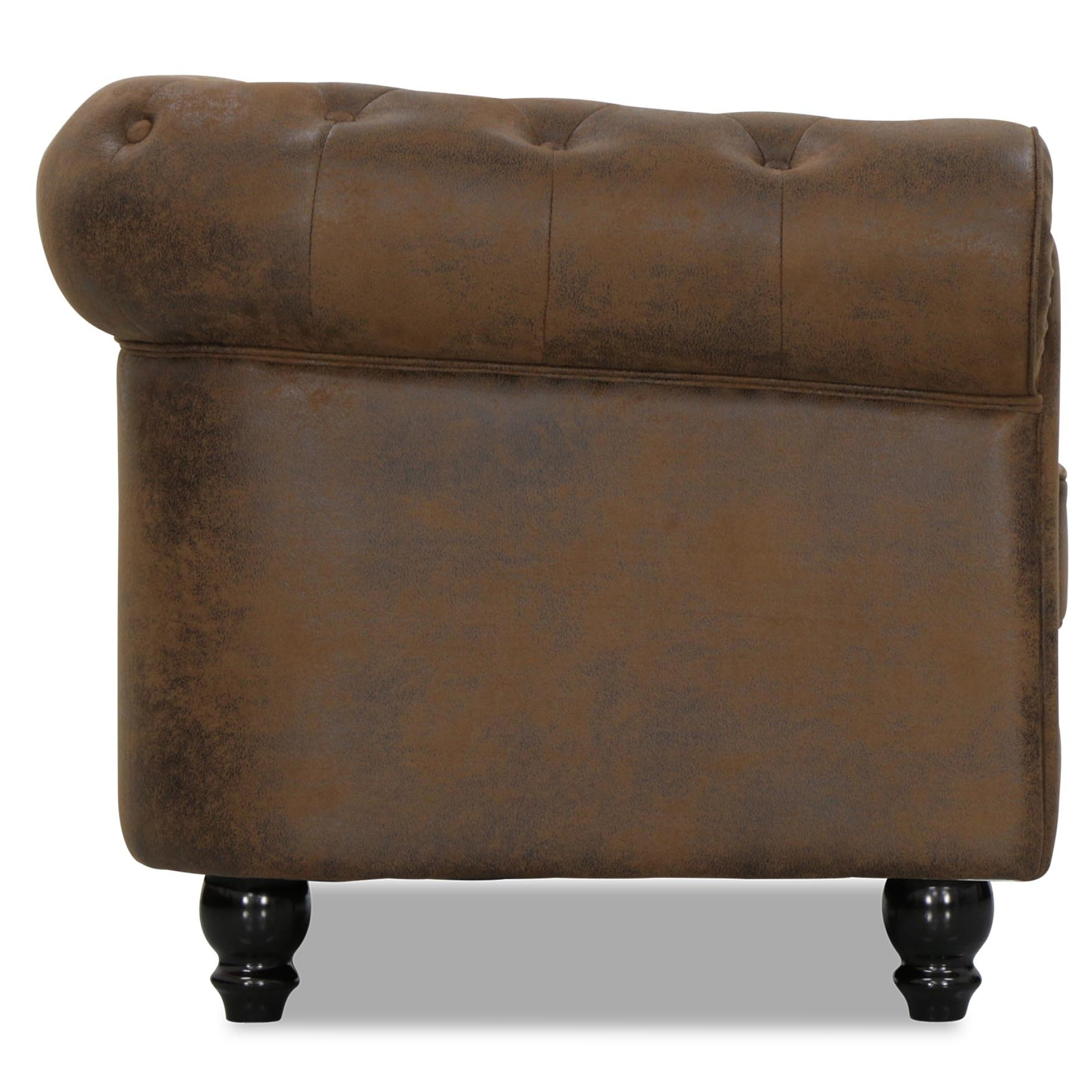 Benjamin Clical 2 Seater Vintage Pu Leather Sofa 144 Customer Reviews