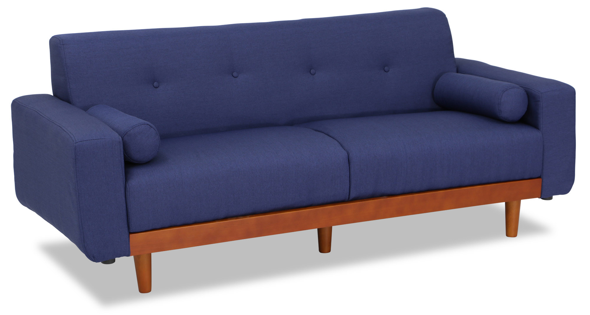 couches seater scandinavian blue sofa miyako sofas beds couch img with