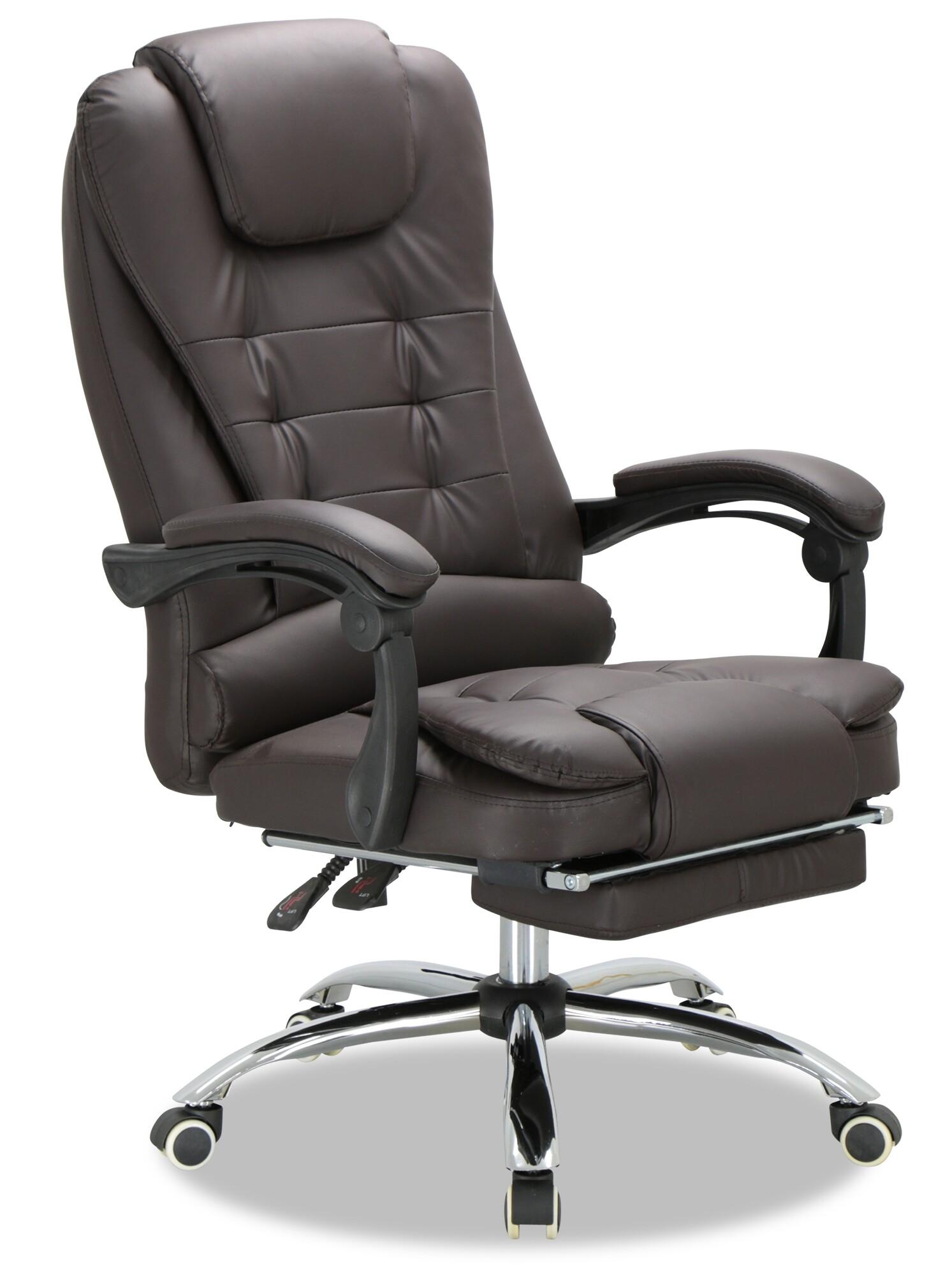 Tarmo Office Chair Brown Furniture