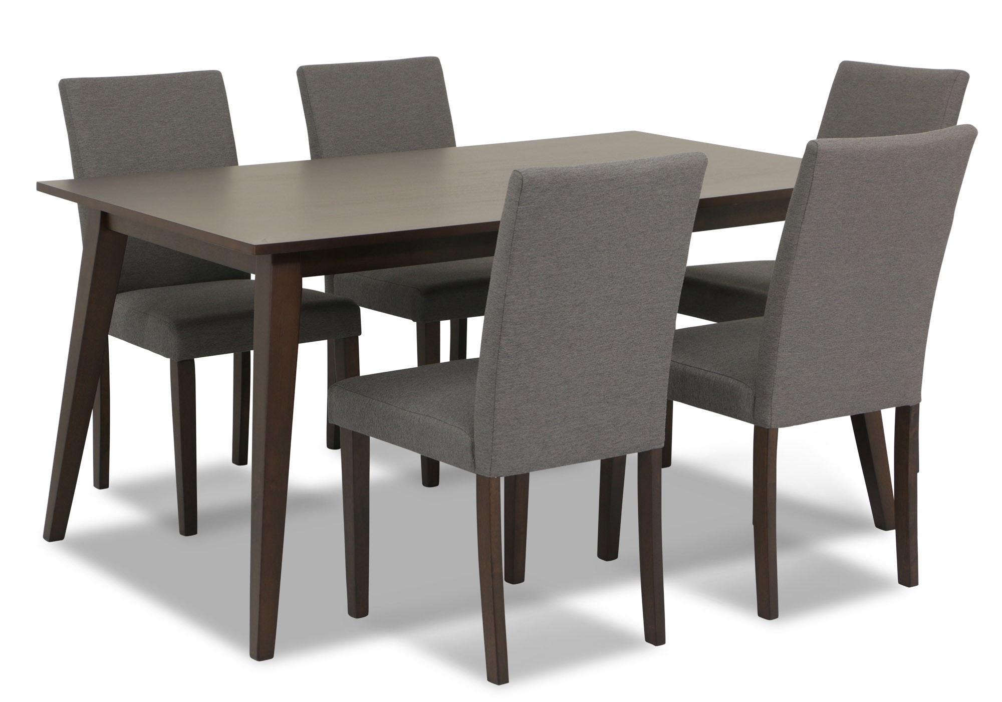 Libby Dining Table Set Wenge 1 6
