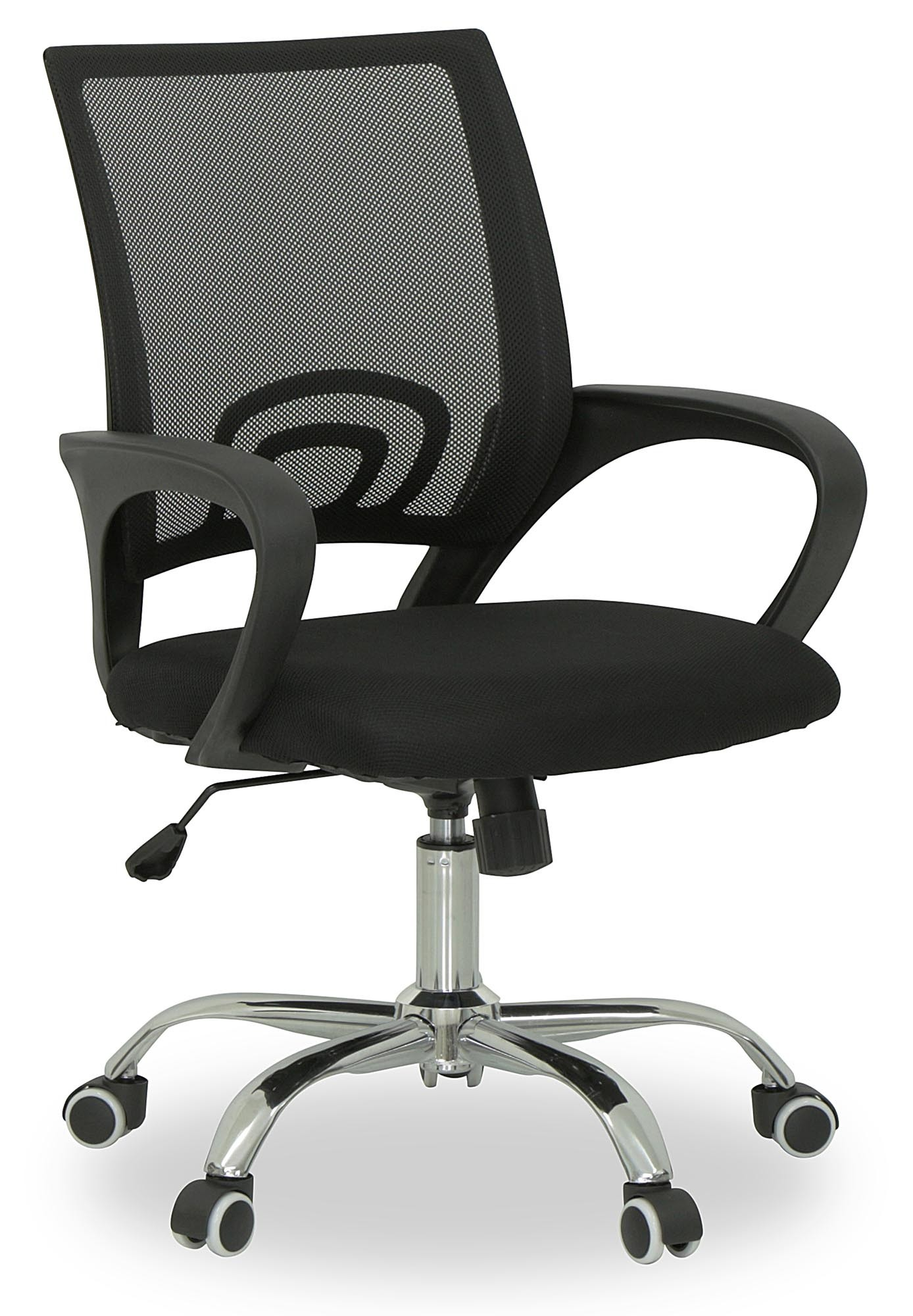 Wayner Office Chair Black Furniture