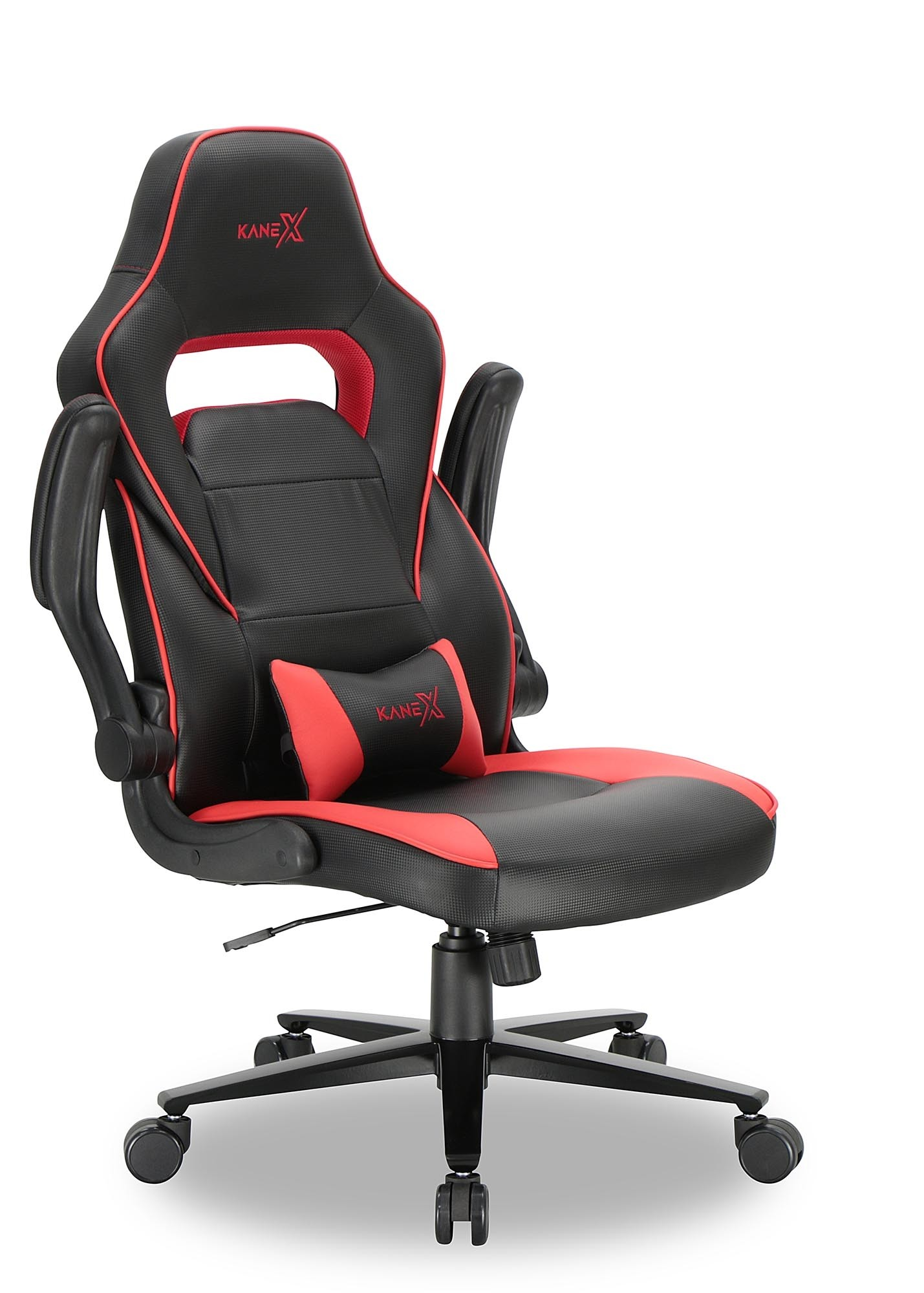 Fabulous Kane X Professional Gaming Chair Argus Red Cjindustries Chair Design For Home Cjindustriesco