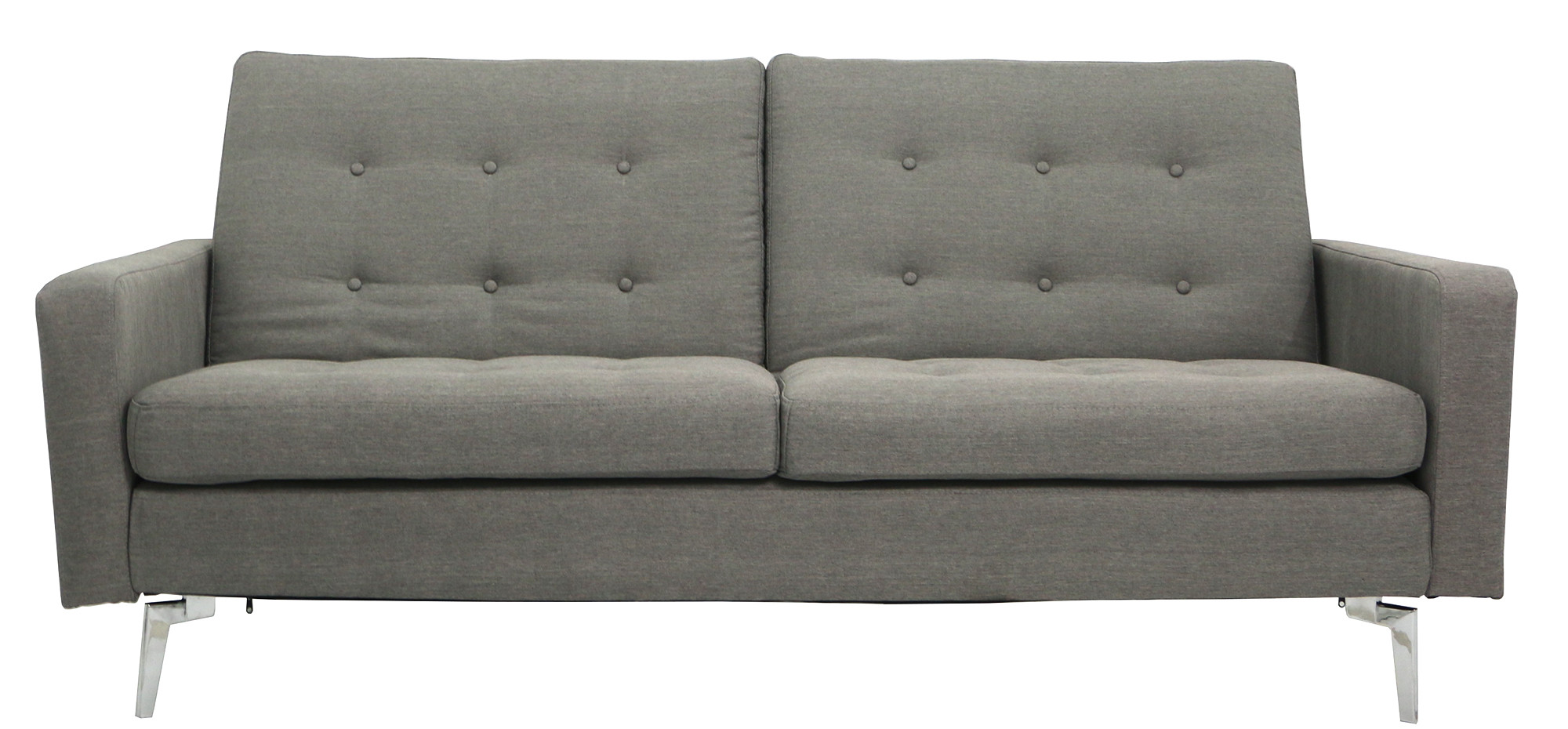 Filibert 3 Seater Sofa Bed Dark Grey