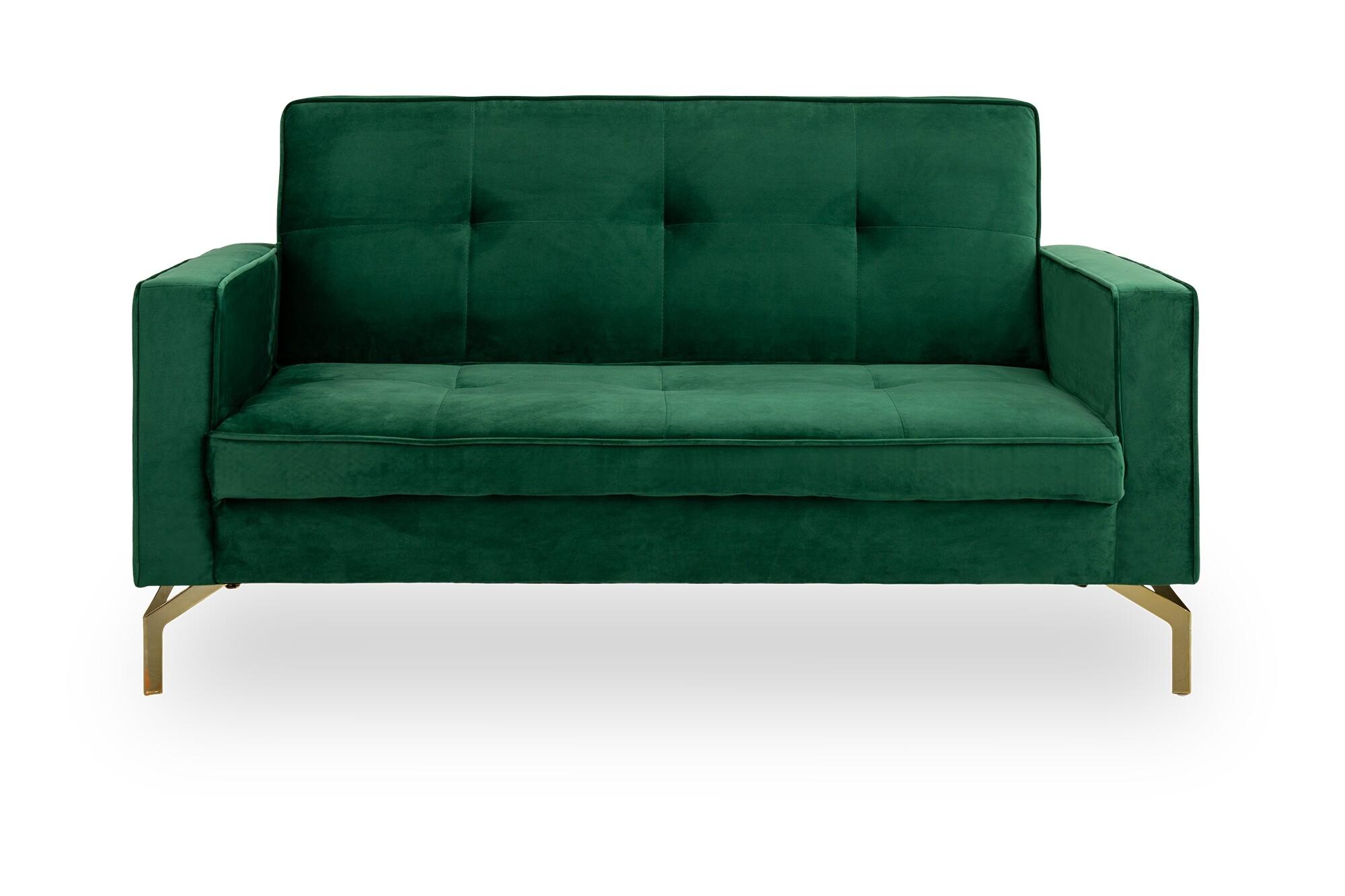 Easton 2 Seater Sofa Green