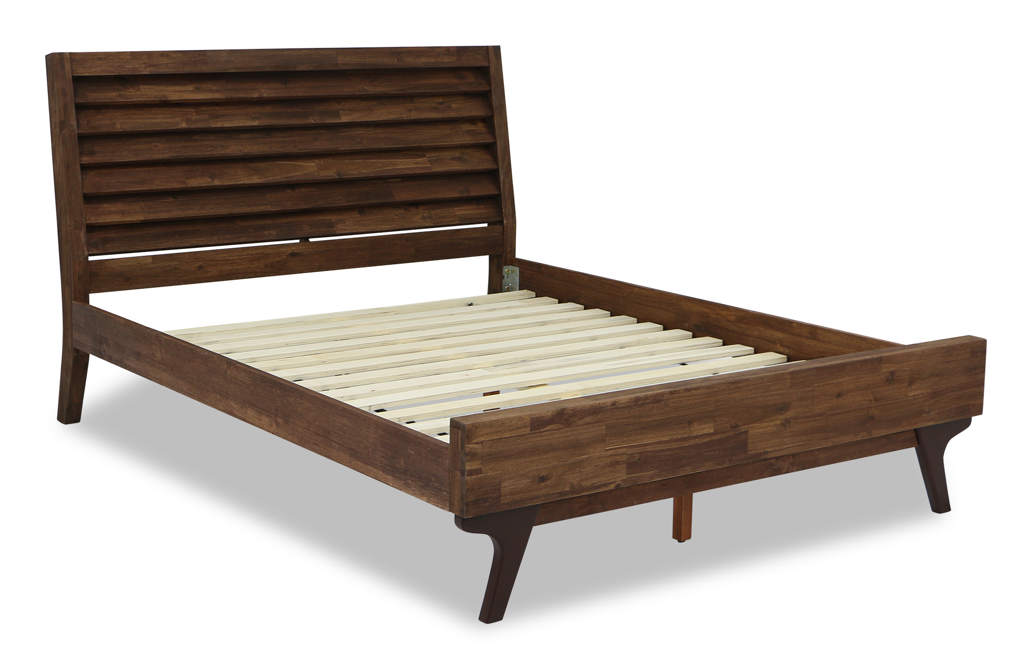Sierra Queen Bed Wooden Bed Frames Beds Bedroom Furniture