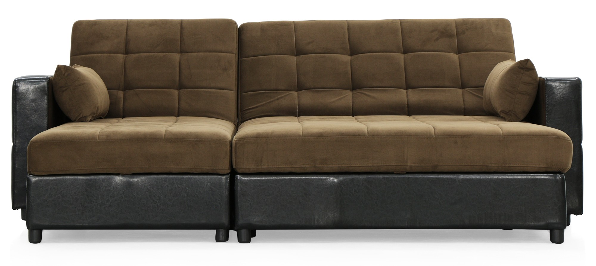 Albert Multi Storage Sofa Bed Fabric