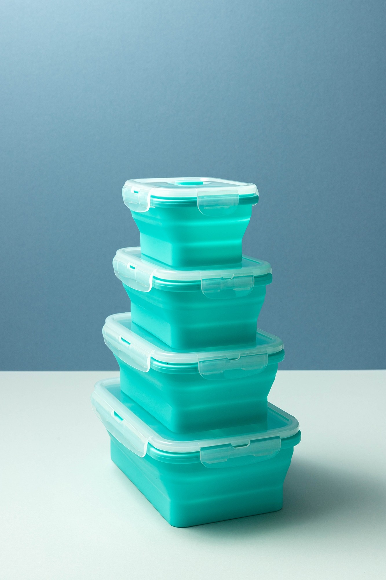 Elda Silicone Collapsible Food