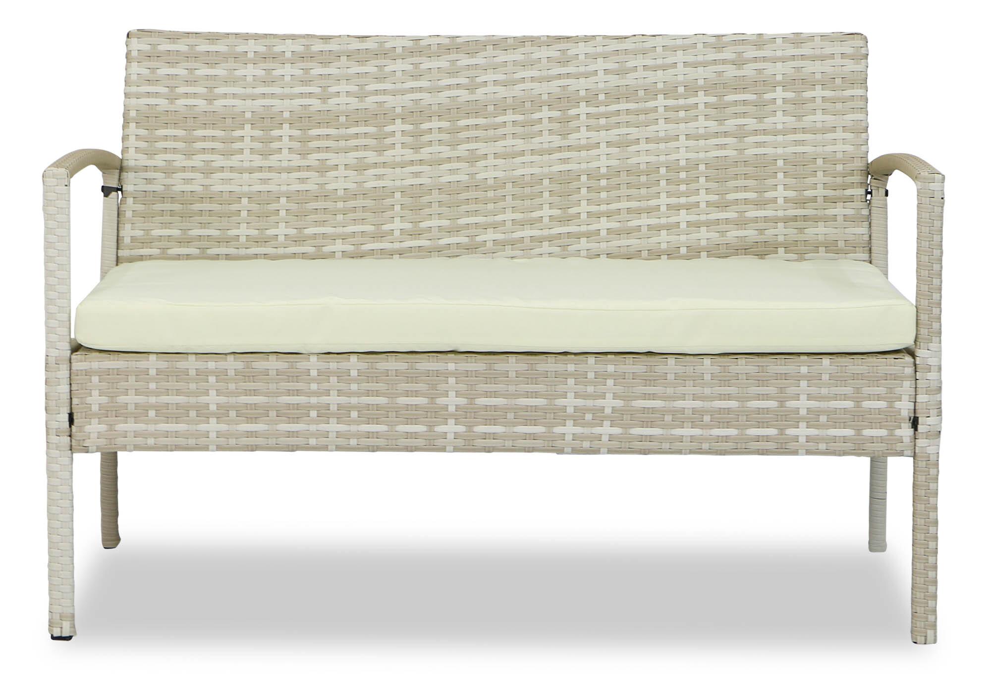 Lazio Sofa Set Cream Furniture & Home Décor