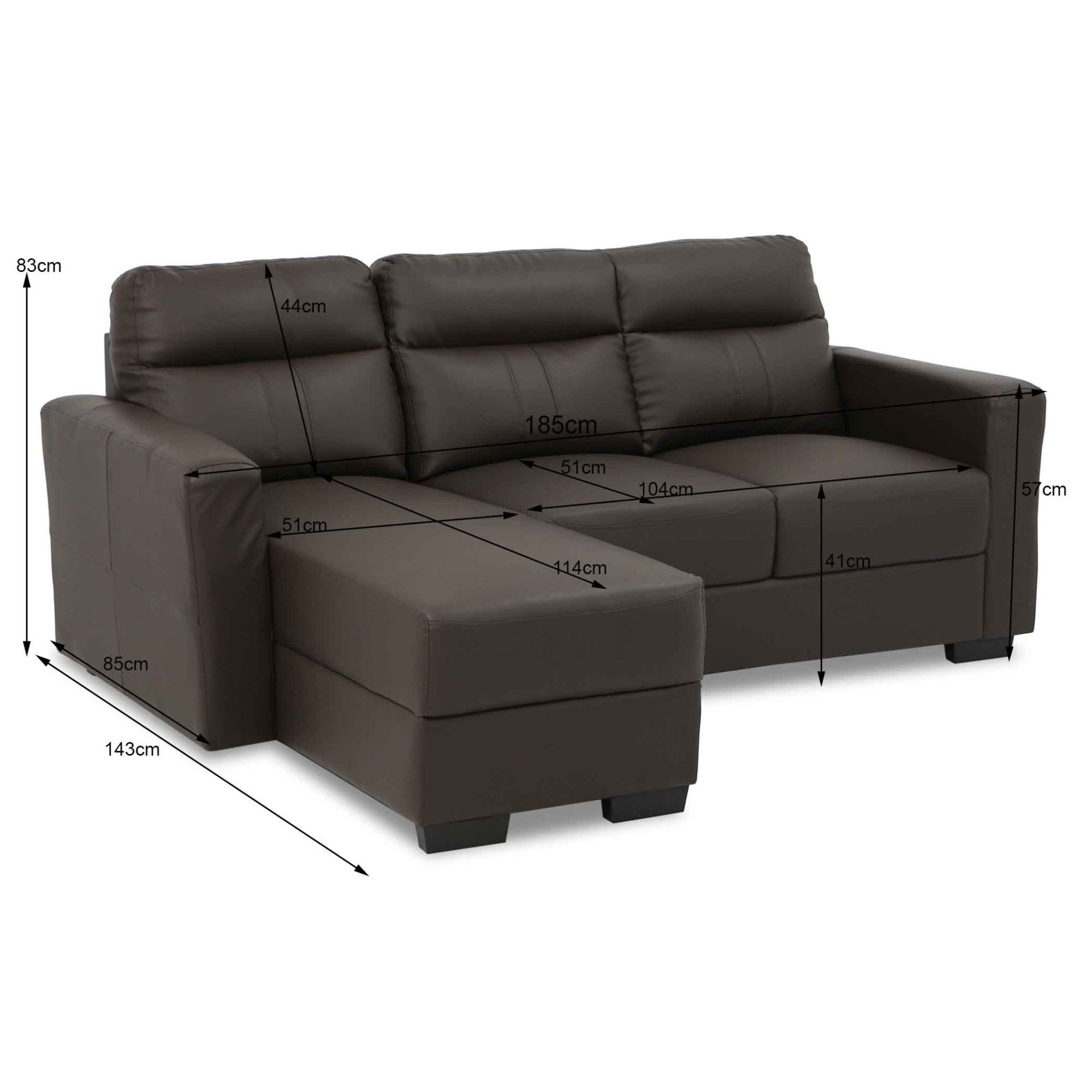 Masson 2 Seater L Shape Sofa Furniture Home D Cor Fortytwo