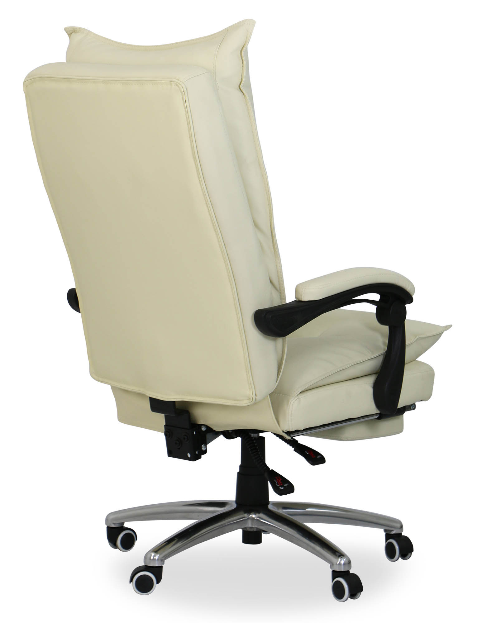 comfort office chair. Deluxe Pu Executive Office Chair (Beige) | Furniture \u0026 Home Décor FortyTwo Comfort