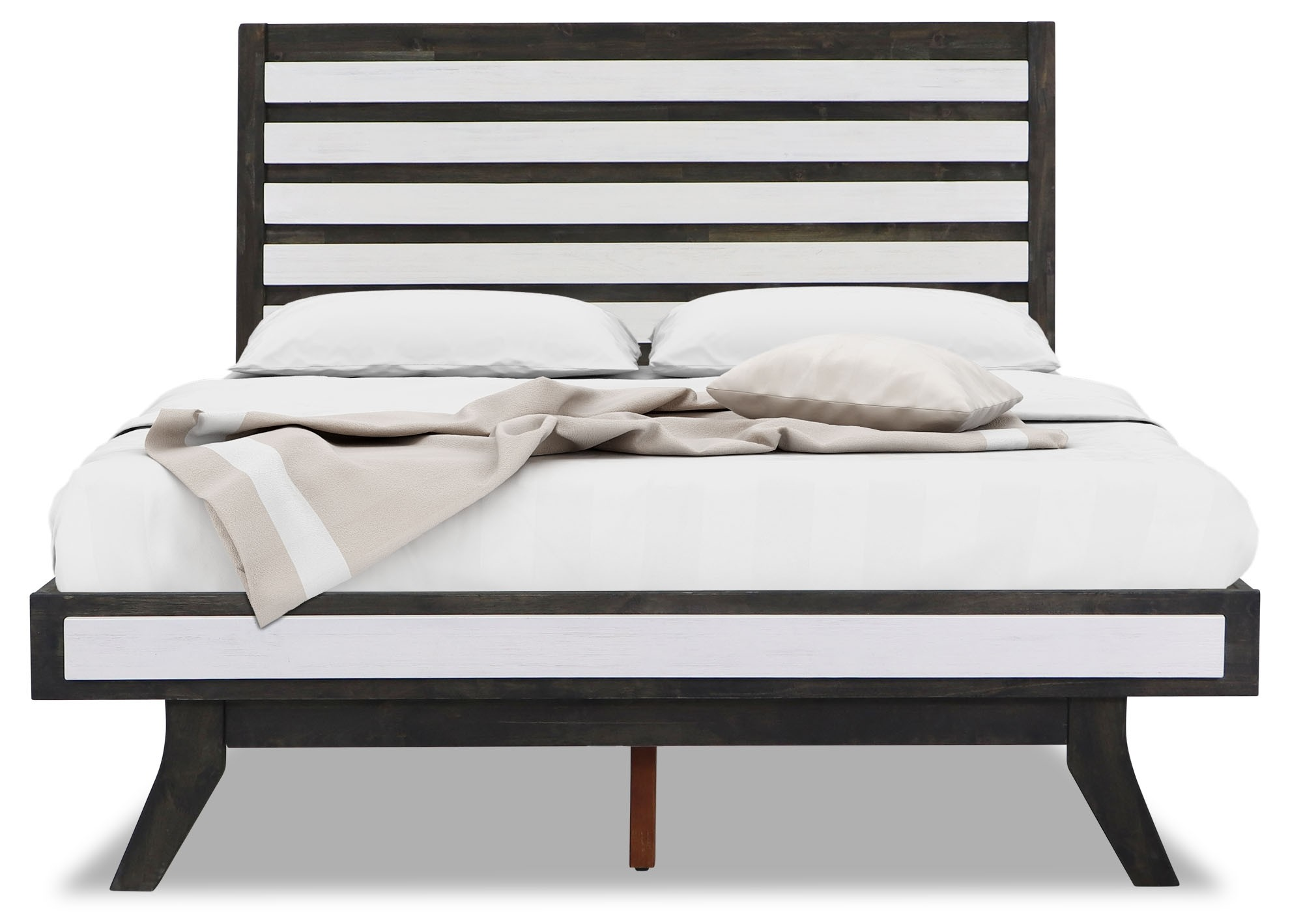Serene Queen Size Bed Frame | Furniture & Home Décor | FortyTwo