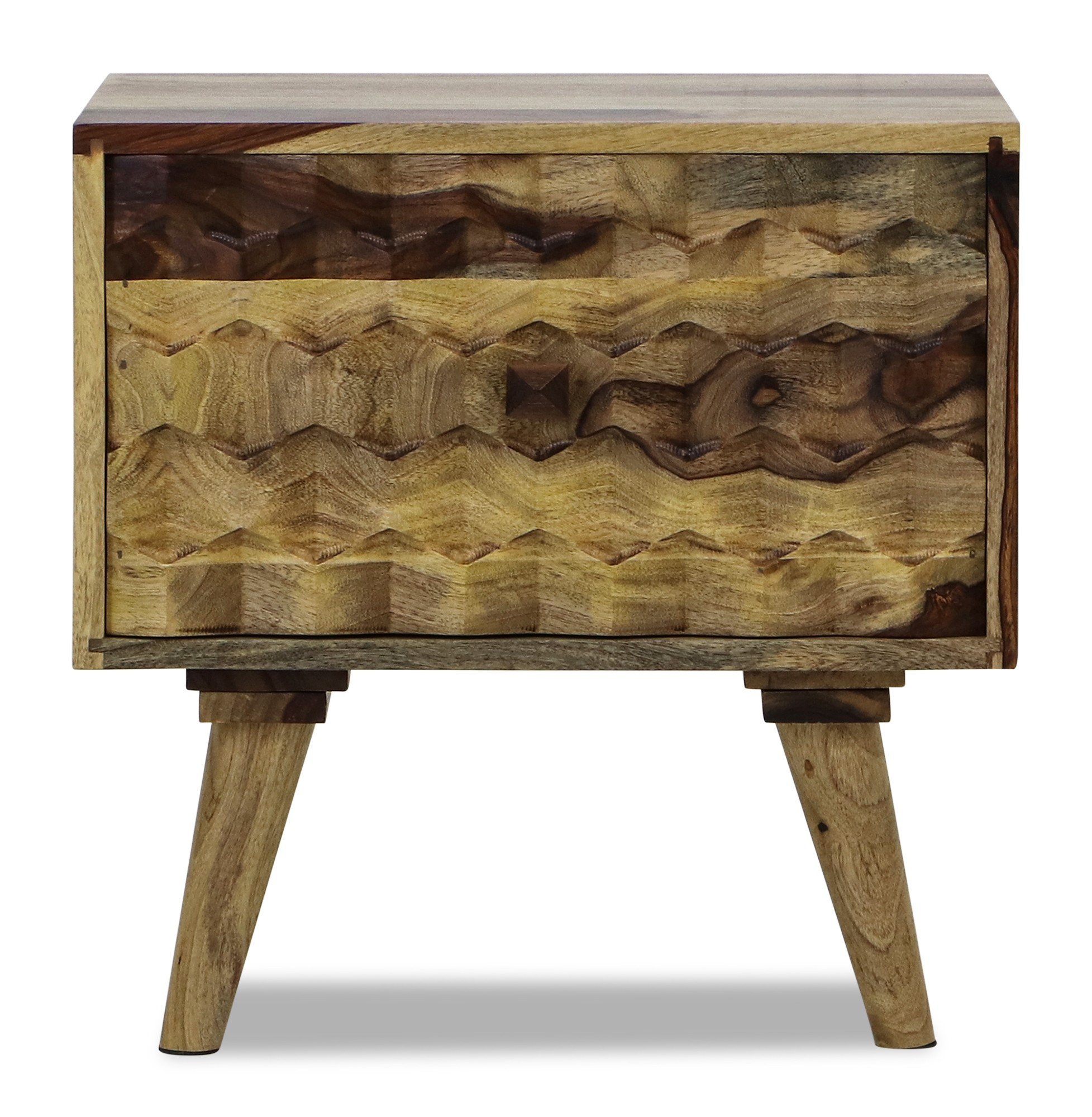 Sylvan Wide Side Table