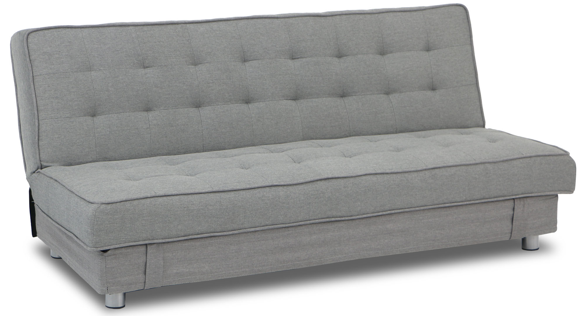 Sofa Beds Grey Venice Fabric Bed Next Day Delivery