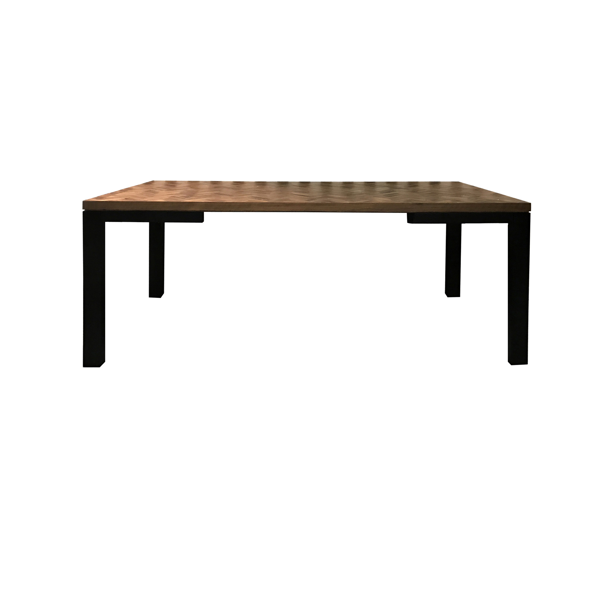 Philos Harmonise Dining Table With Black Legs TD1605 WL Dining Tables