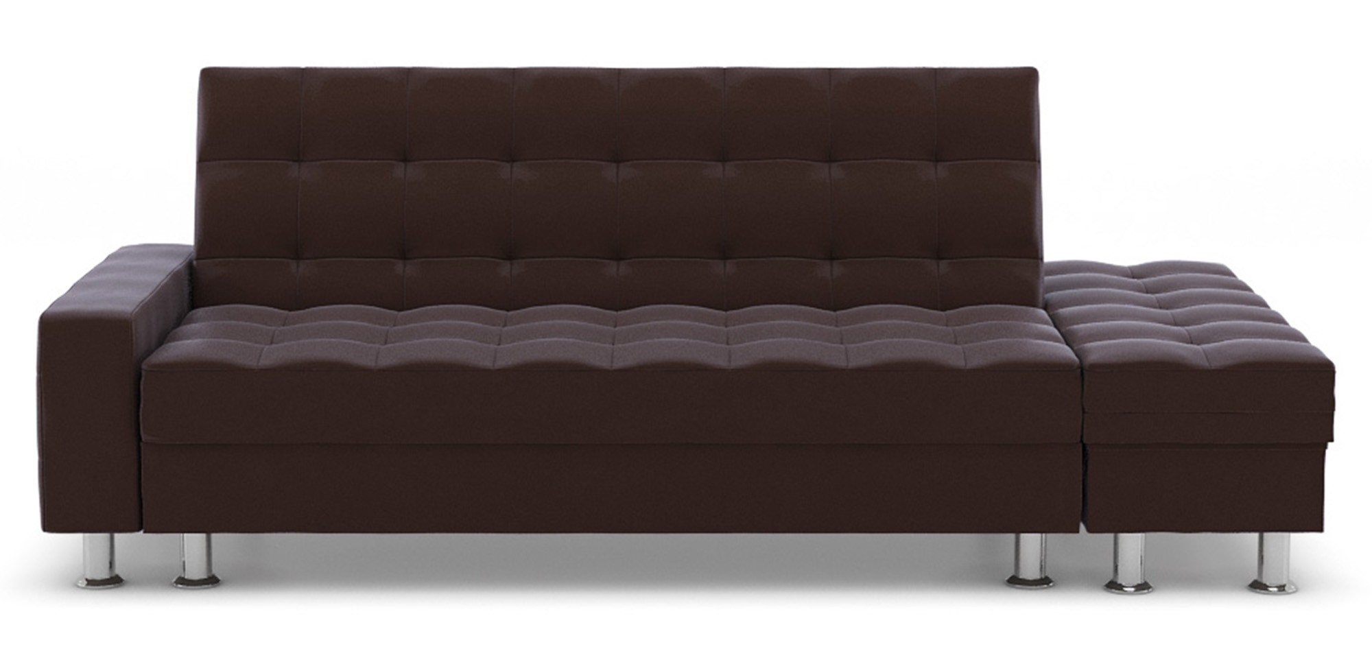 Thora Multi Storage Sofa Bed Pvc