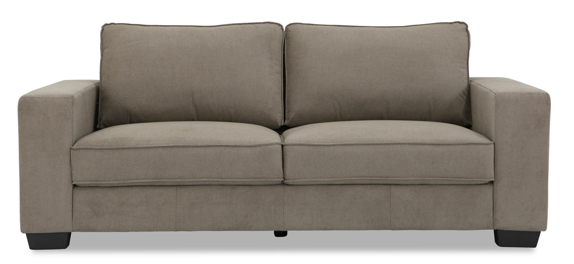 Verona 3 seater sofa taupe furniture home d cor for Taupe couch decor