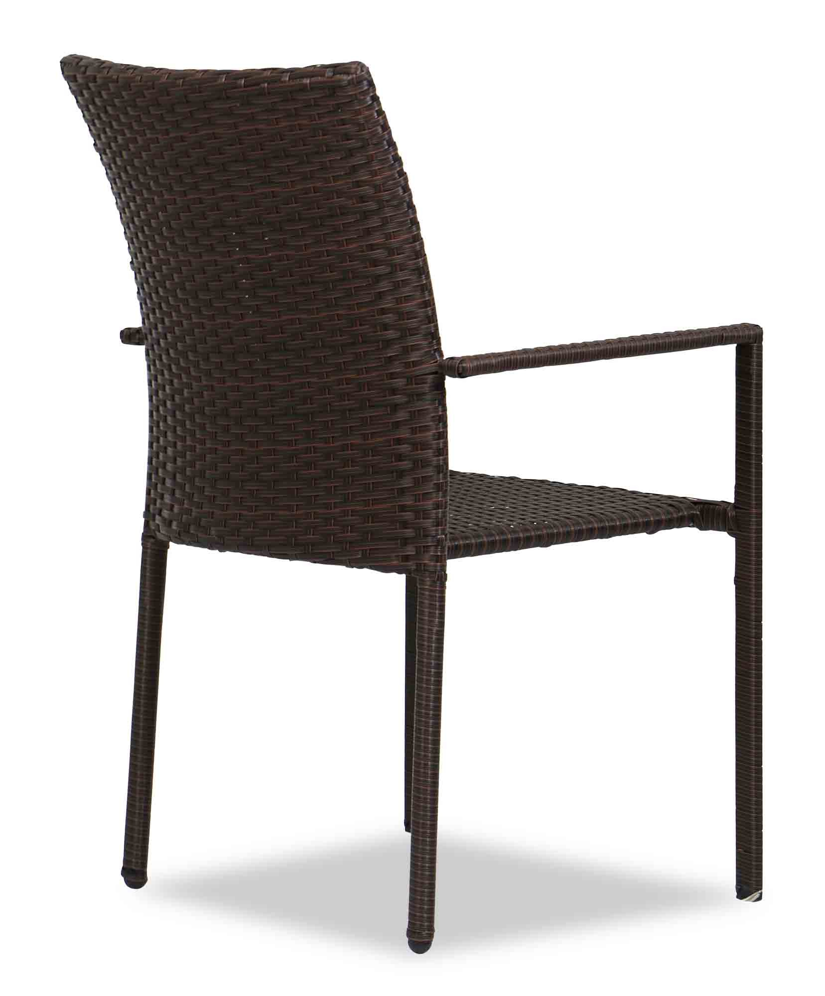 Wakiky Outdoor Dining Chair Brown Furniture amp Home D233cor  : wakikyarmbrown7 from www.fortytwo.sg size 1656 x 2000 jpeg 98kB
