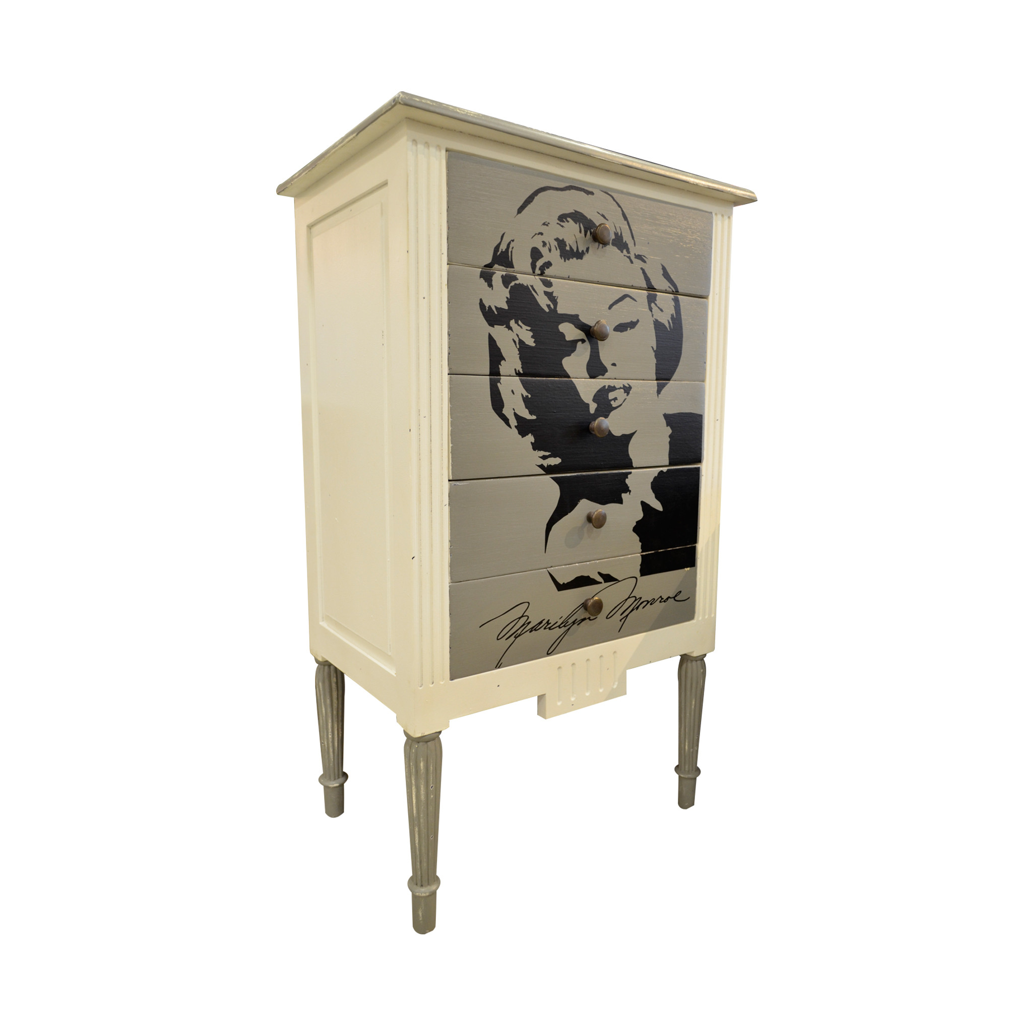 Chest Of Drawer Marilyn Monroe White Chest Of Drawers Storage Units Bedroom Furniture