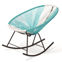 El Nido Patio Rocking Chair