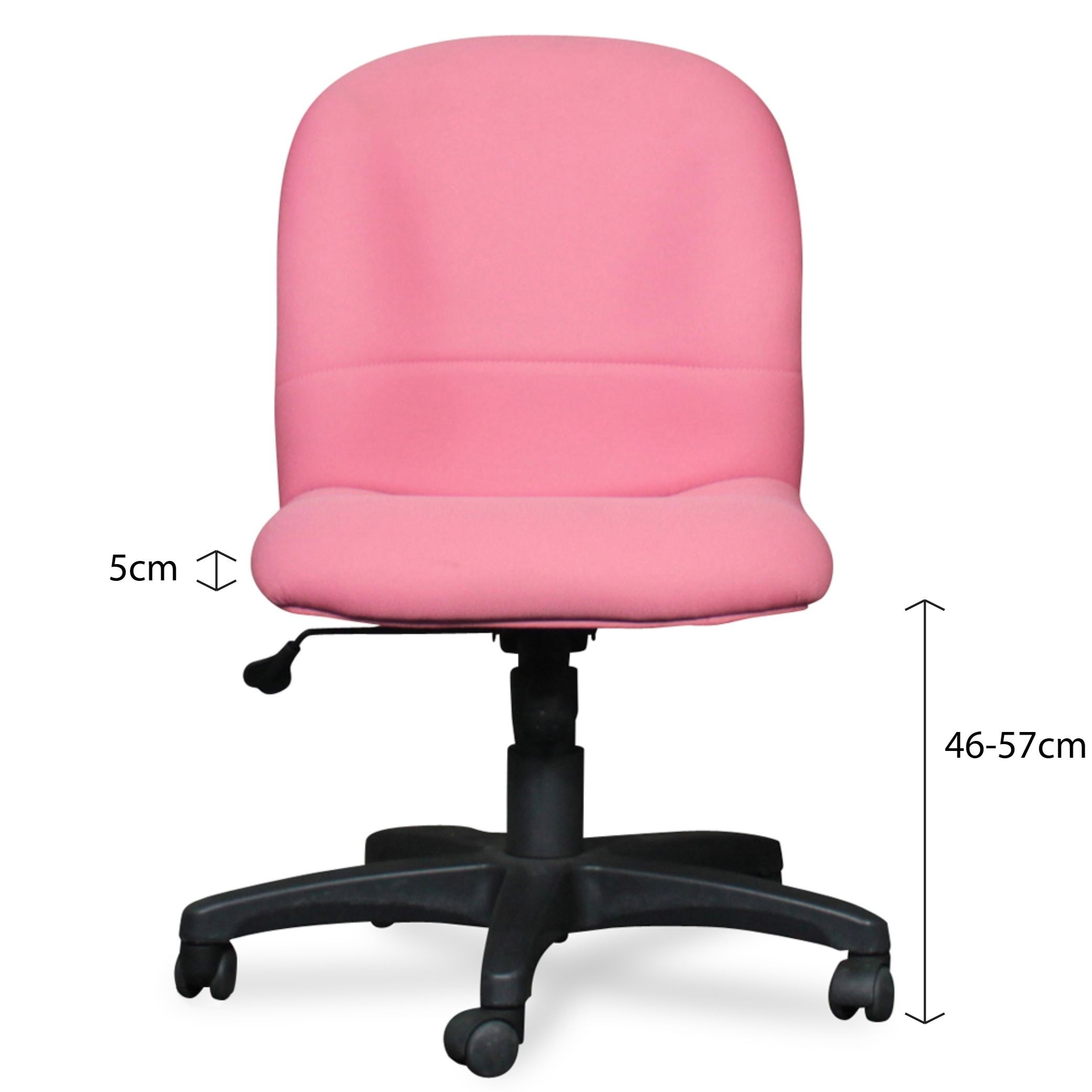 Rina Low Back fice Chair Furniture & Home Décor
