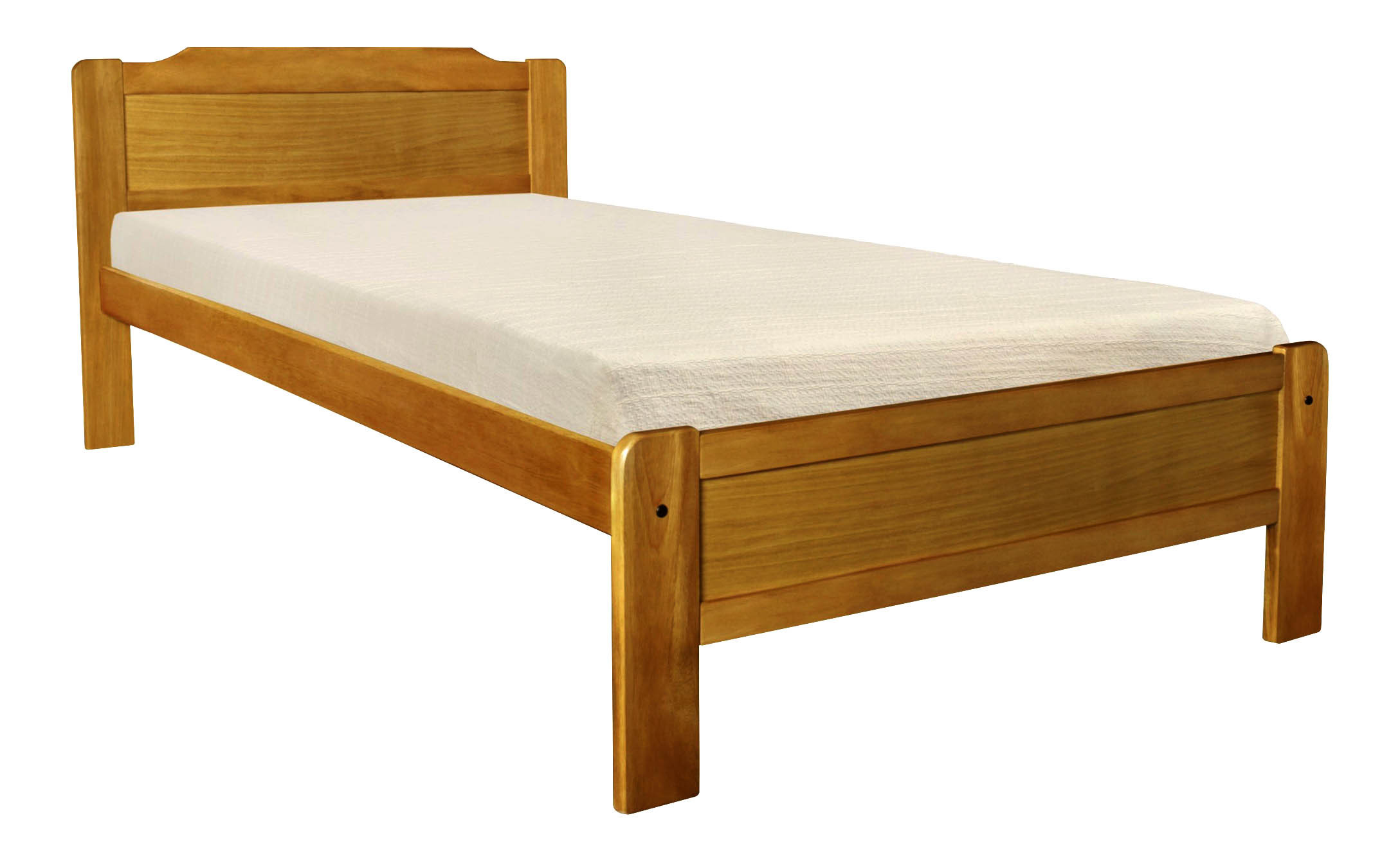Solna Wooden Bed Frame In Single Sized Furniture Amp Home