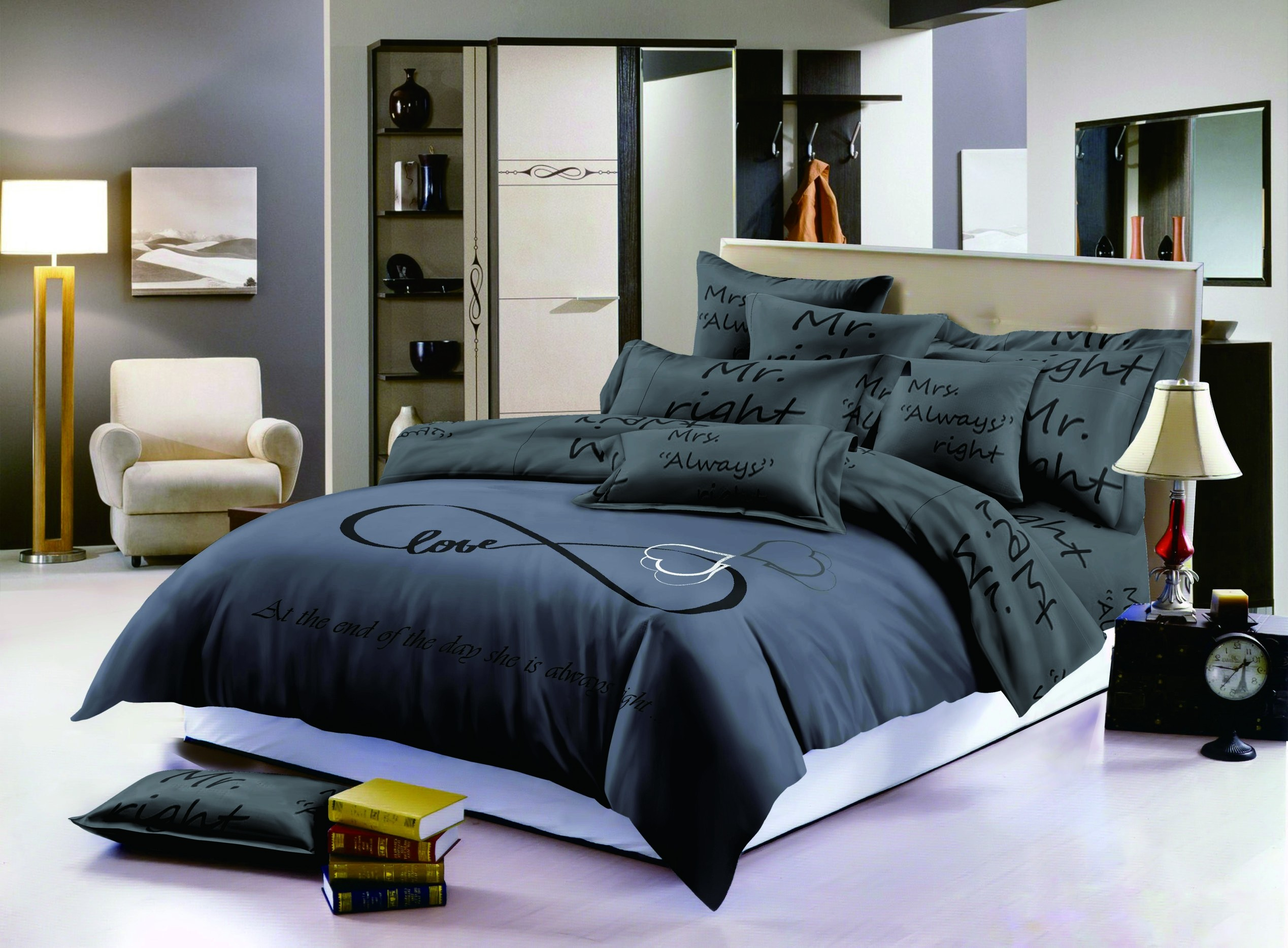 3c5917fba4 iSleep Premium Quality Silky Soft Bed Set - 004 (Queen) | Furniture ...