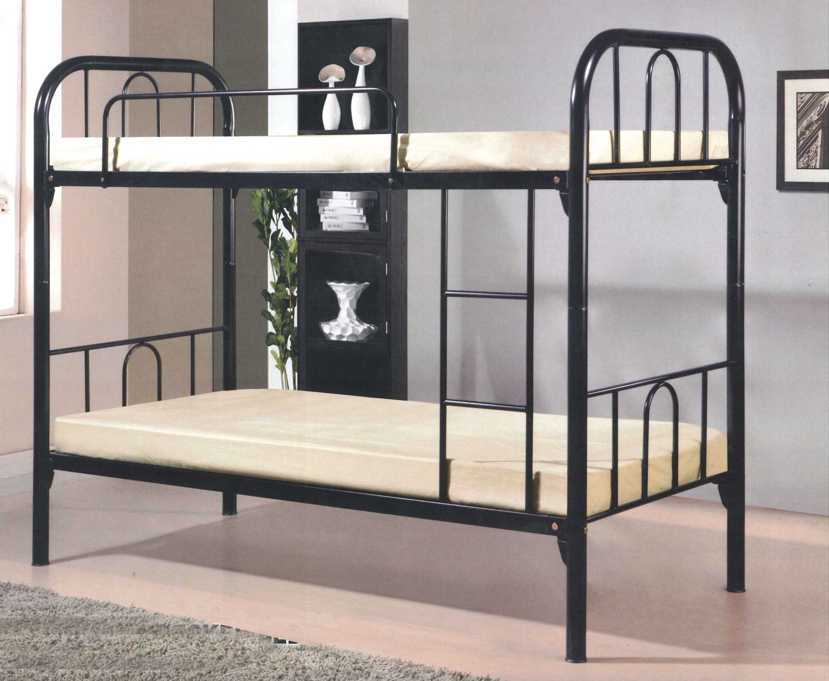 Safari Double Deck Metal Bed | Furniture & Home Décor | FortyTwo