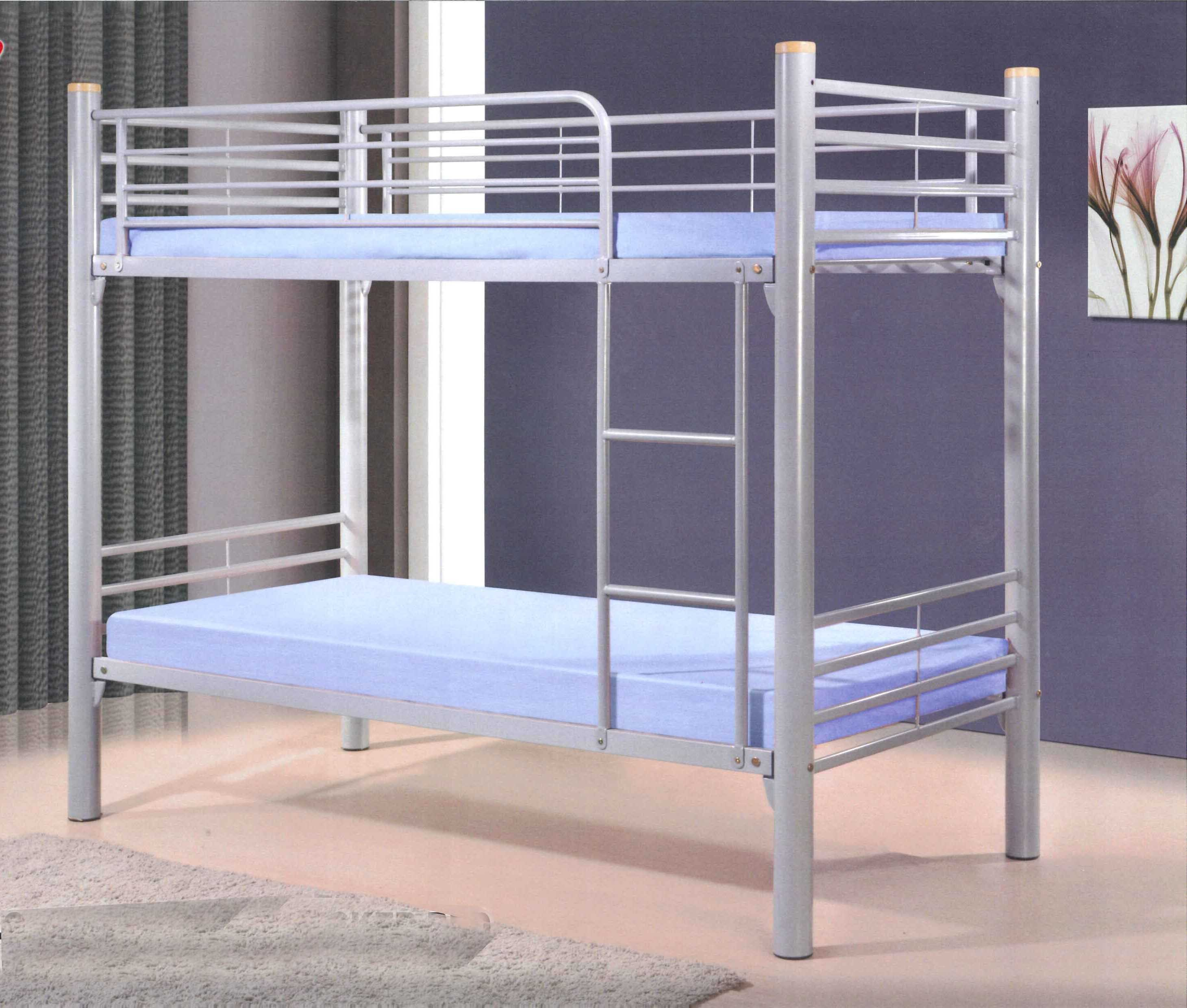 Clooney Double Deck Metal Bed Furniture Amp Home D 233 Cor