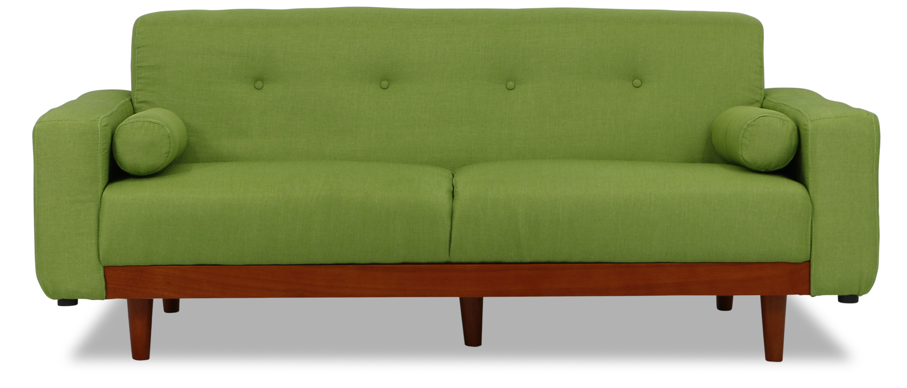 Miyako 3 Seater Sofa Green Furniture Home Decor Fortytwo