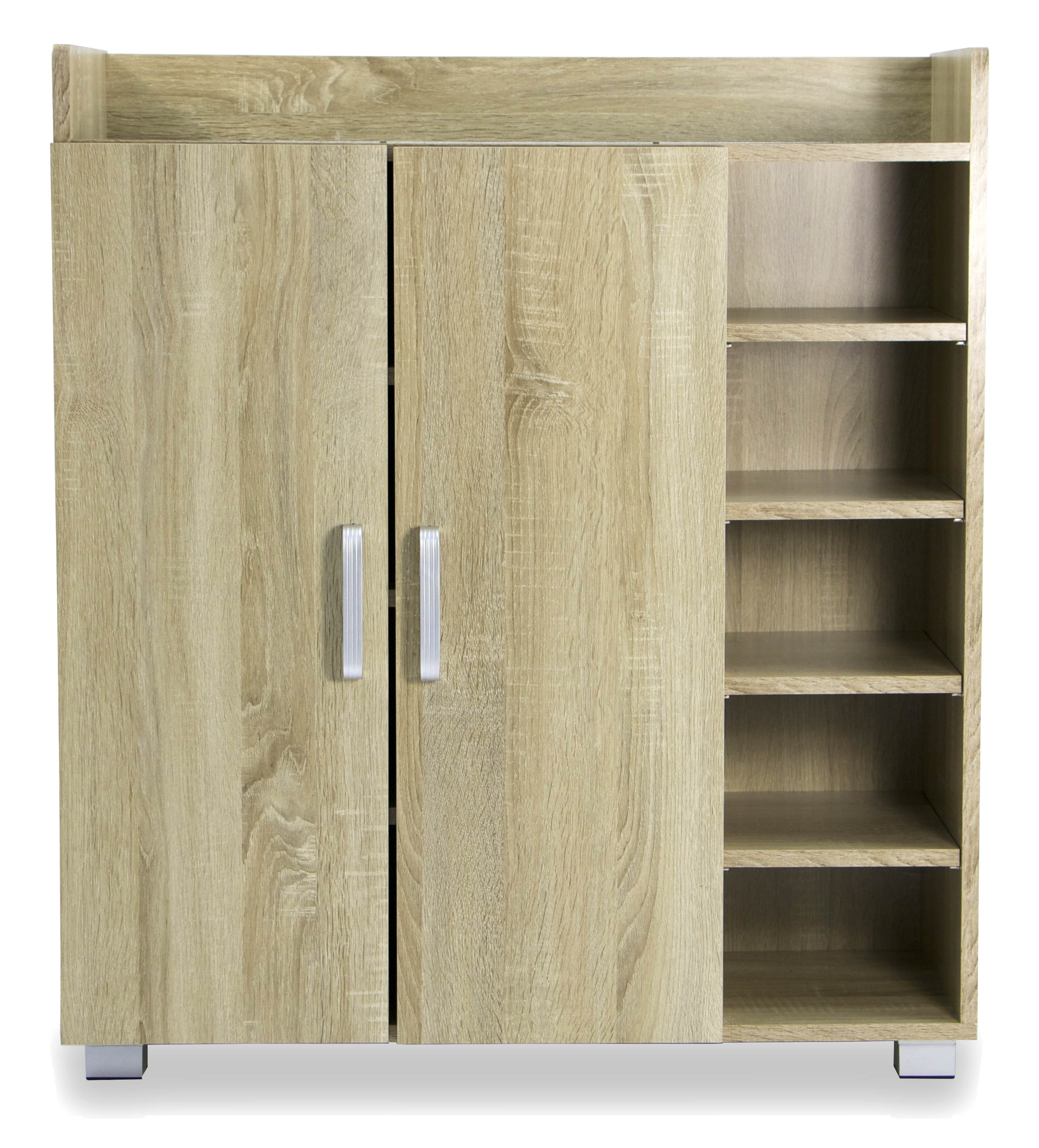shoe cabinet furniture. Experion Shoe Cabinet (Sonoma Oak) Furniture