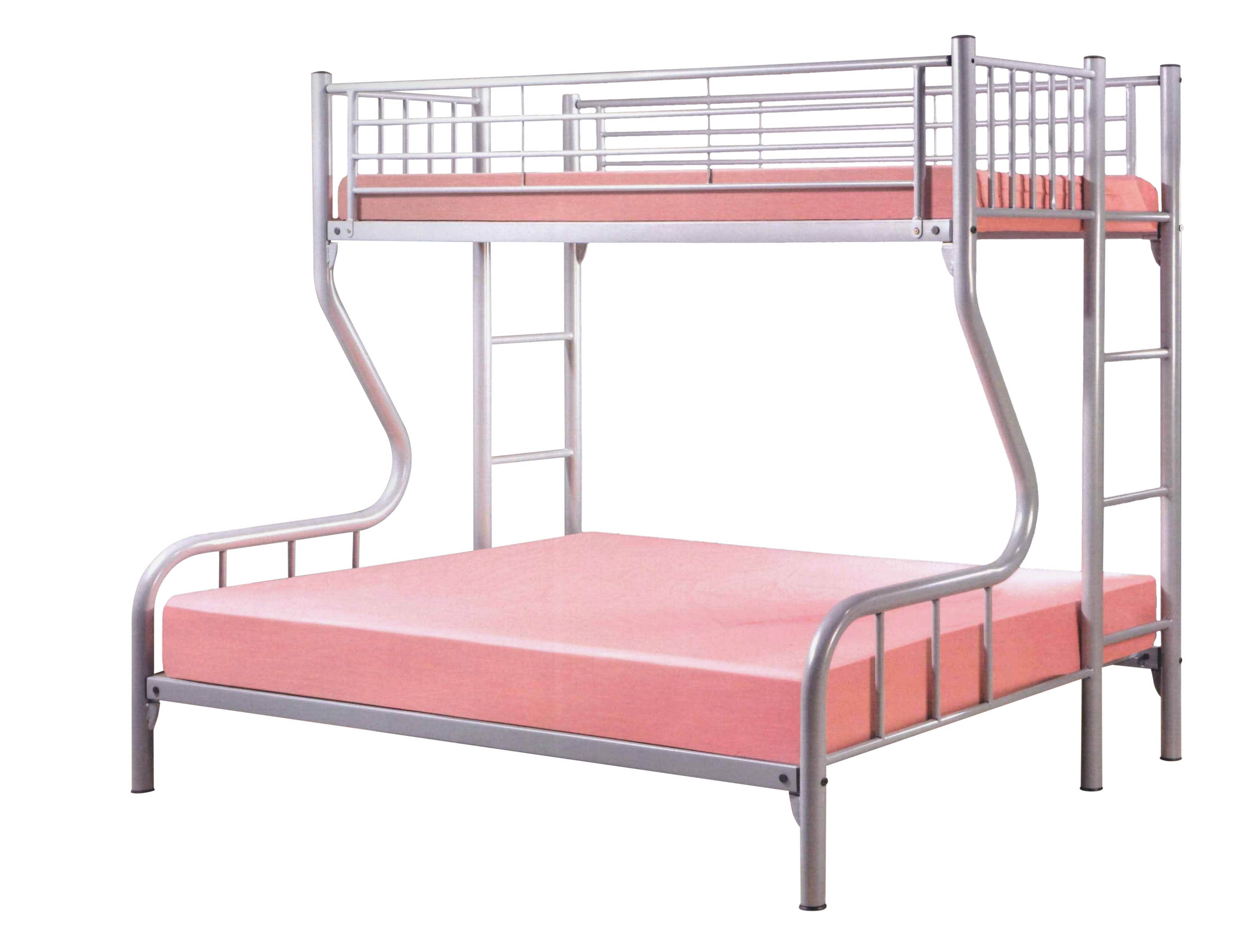 Picture of: Talitah Metal Bunk Bed Furniture Home Decor Fortytwo