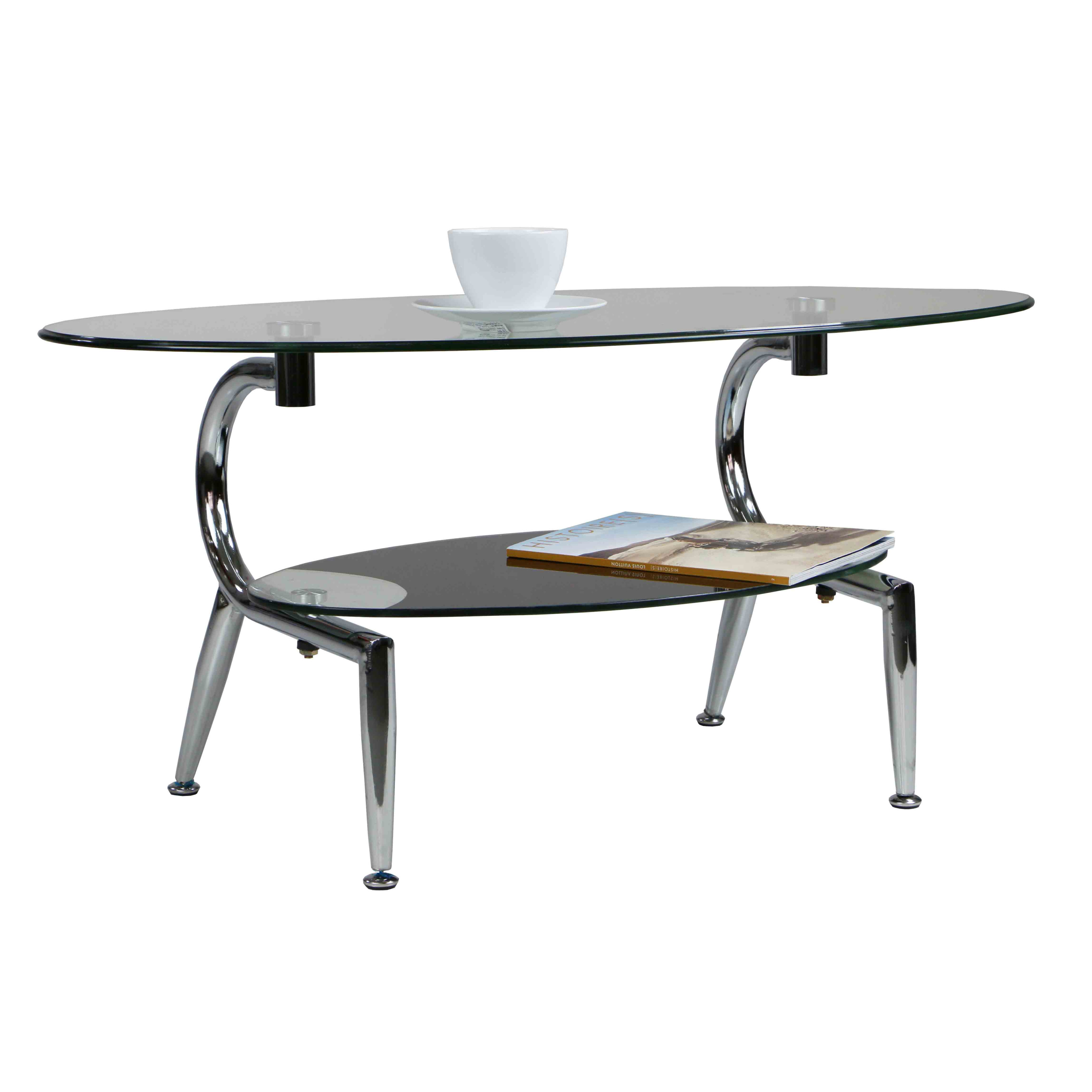 Alia Eclipse Tempered Glass Coffee Table Furniture Home D Cor Fortytwo
