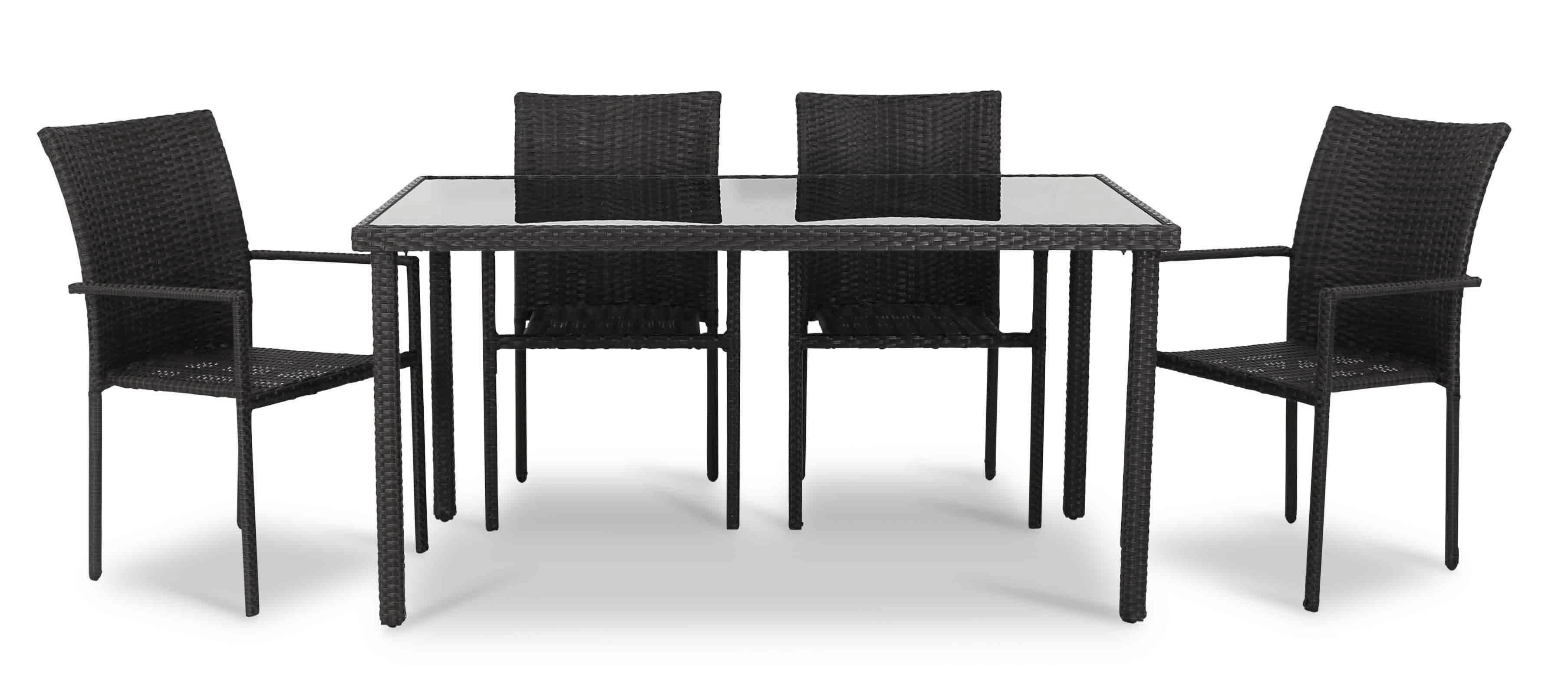 Wakiky Outdoor Dining Set 1 4 Furniture Home D Cor Fortytwo