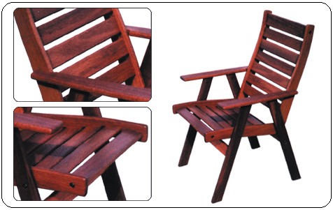 jarrah solid timber outdoor chair furniture home d cor fortytwo rh fortytwo sg Lumber Outdoor Furniture Lumber Outdoor Furniture