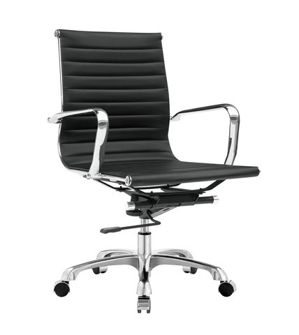 Eames Office Chair Replica Black Furniture Home D Cor FortyTwo