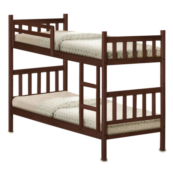 Denot Double Deck Wooden Bed Frame Furniture Home Décor Fortytwo