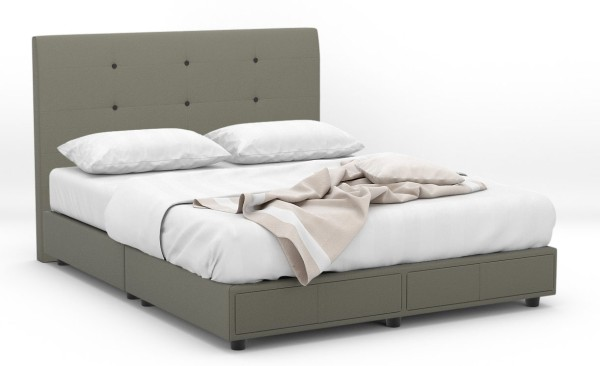 Topnix Drawer Bedset Package (Queen)   Furniture & Home Décor   FortyTwo