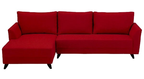 Voltfix 3 Seater Fabric L Shape Sofa Furniture Home Decor Fortytwo