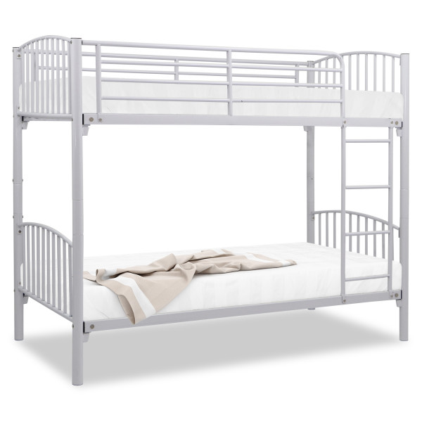 Gerald Metal Single Size Double Decker Bed
