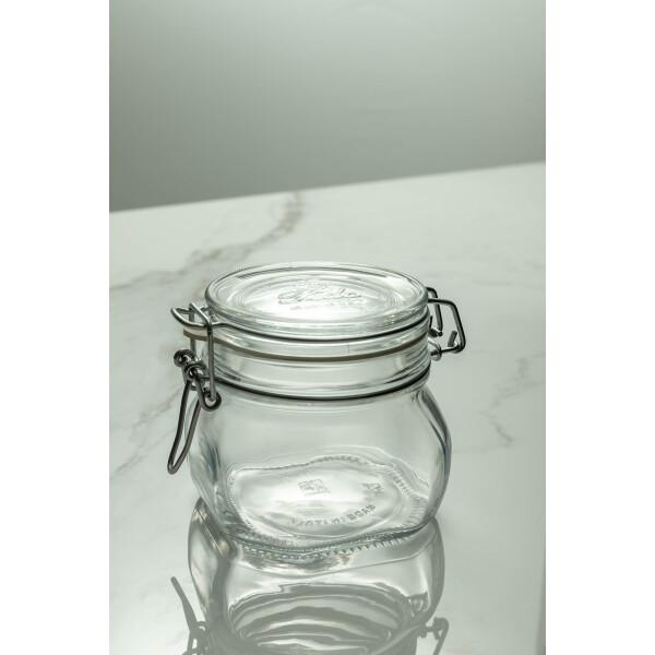Fido Glass Jar 500ml