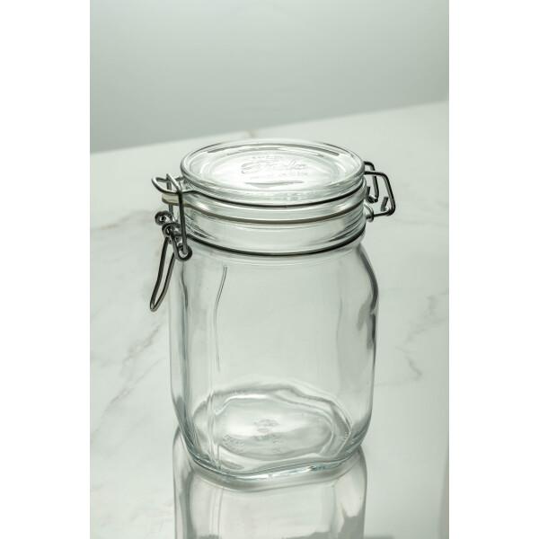 Fido Glass Jar 1000ml